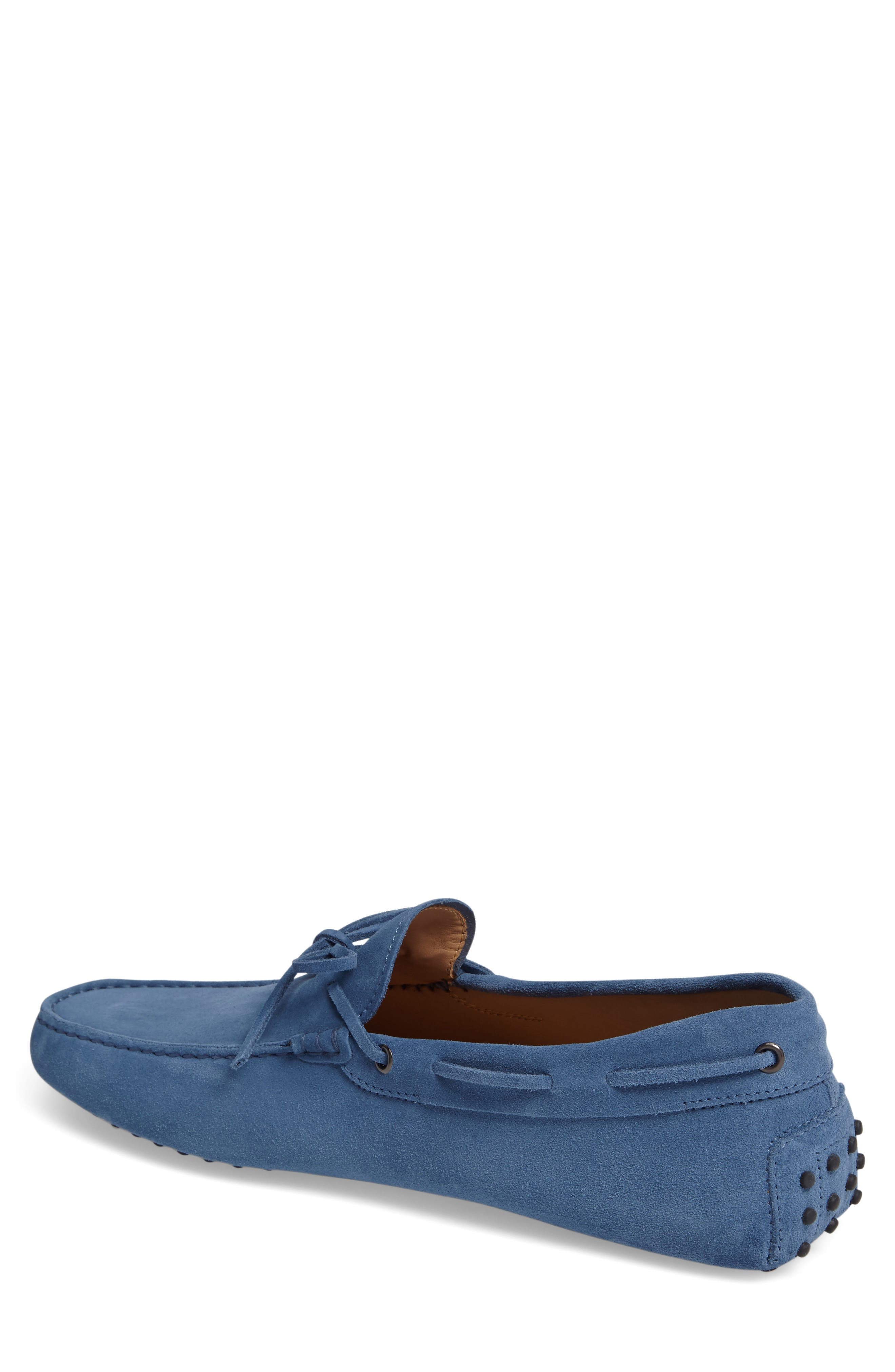 Gommini Tie Front Driving Moccasin,                             Alternate thumbnail 37, color,