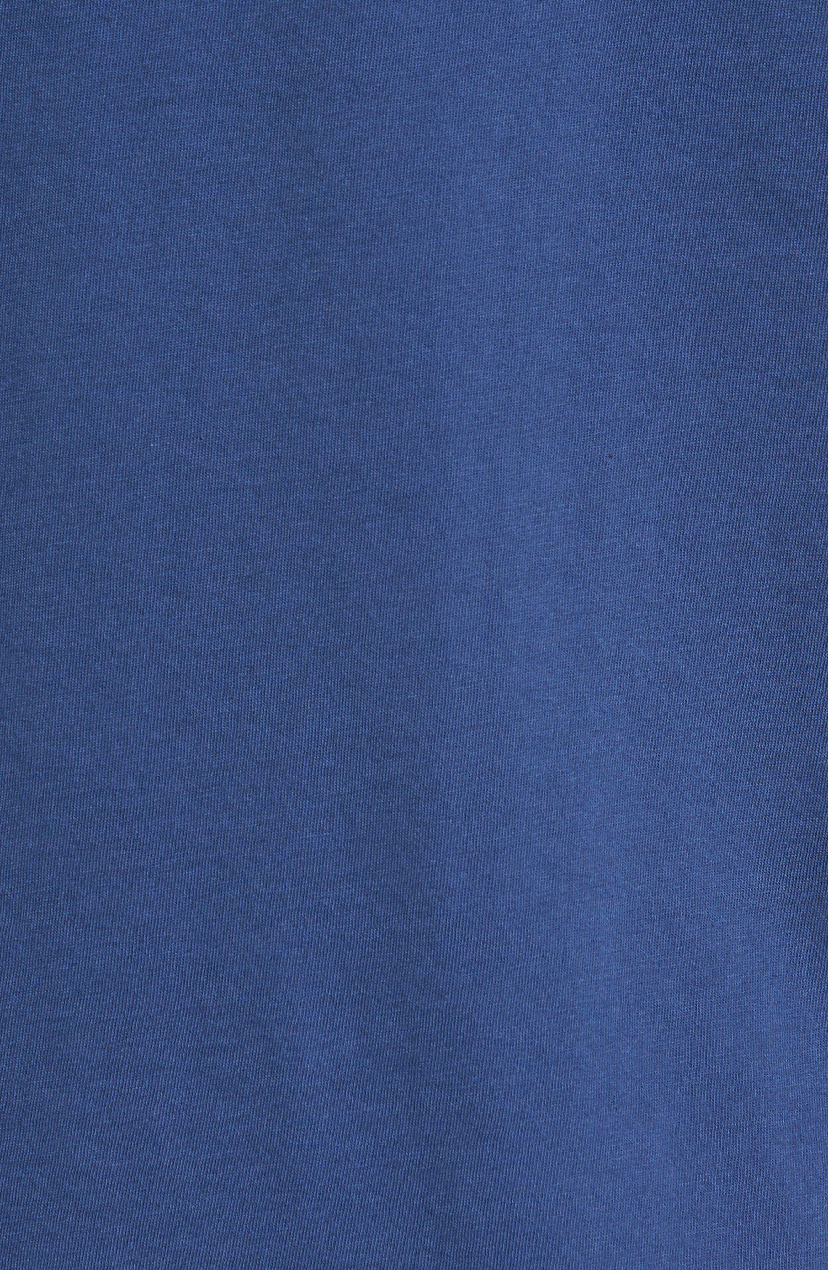 Crewneck Jersey T-Shirt,                             Alternate thumbnail 435, color,