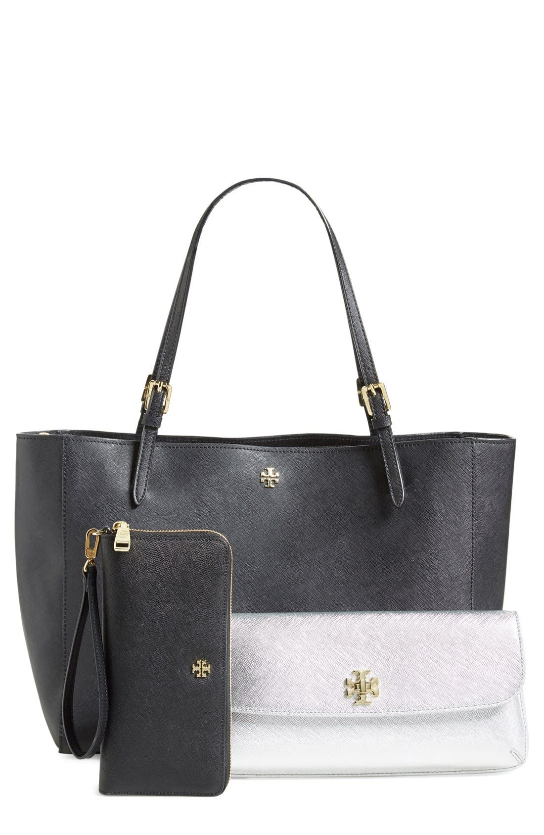 'York' Buckle Tote,                             Alternate thumbnail 30, color,