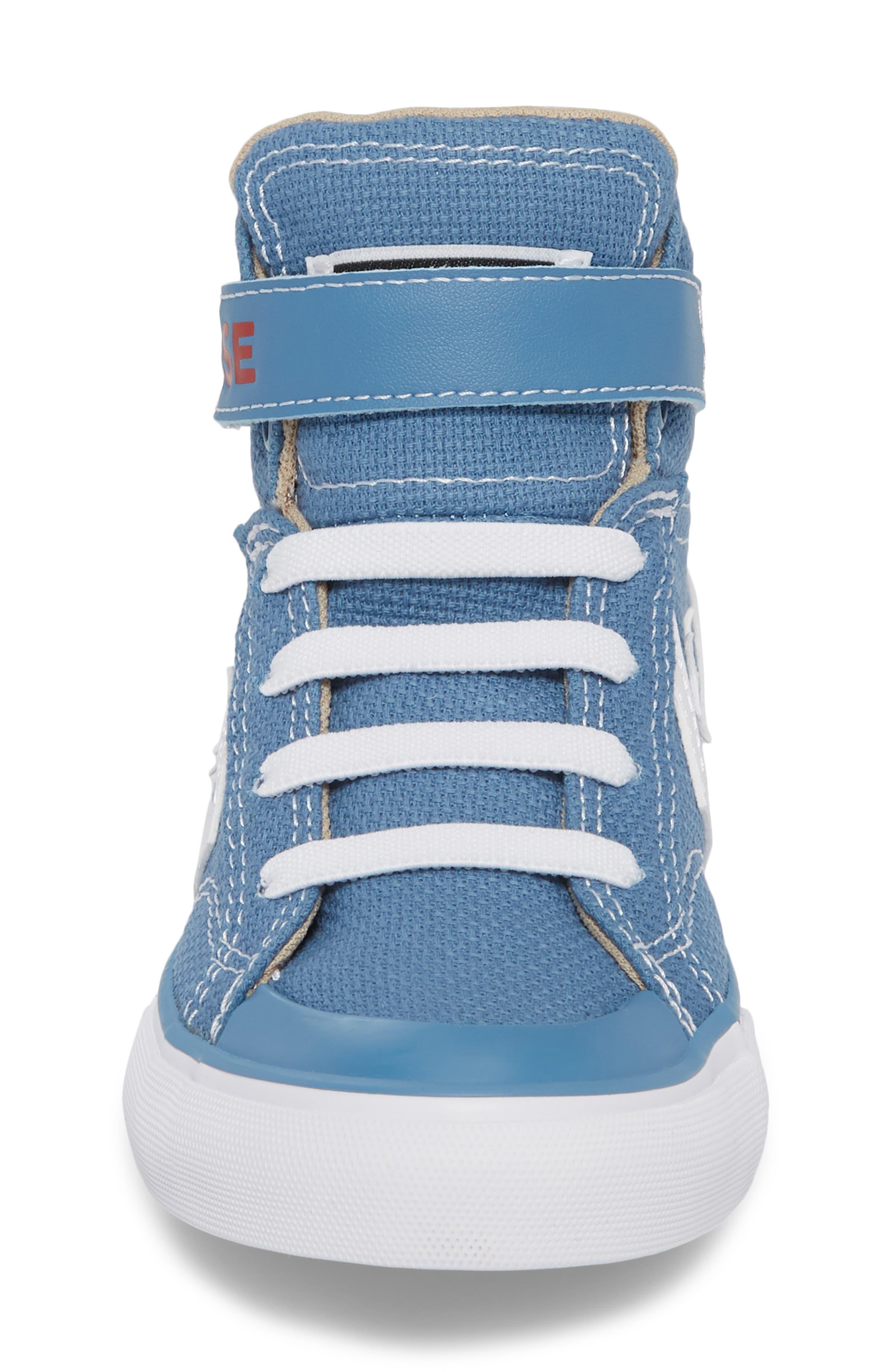 Pro Blaze High Top Sneaker,                             Alternate thumbnail 7, color,
