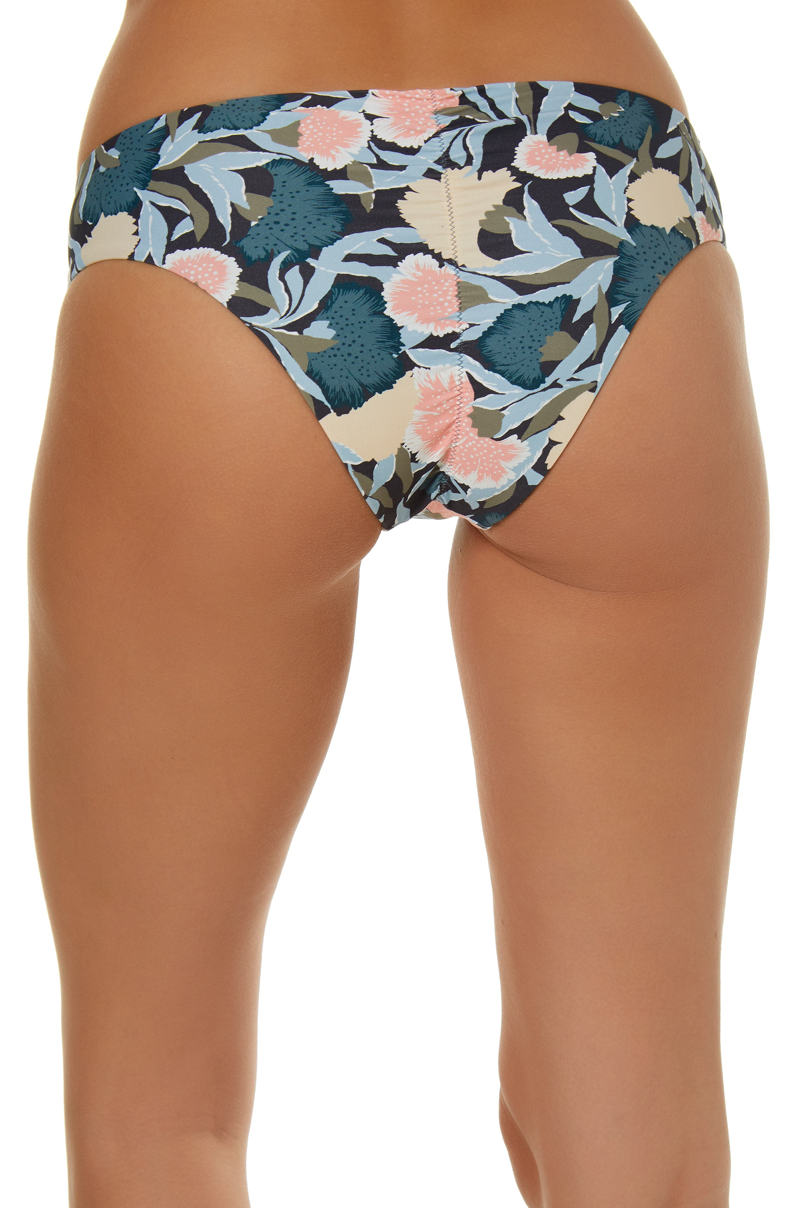 Teegan Hipster Bikini Bottoms,                             Alternate thumbnail 2, color,                             MULTI