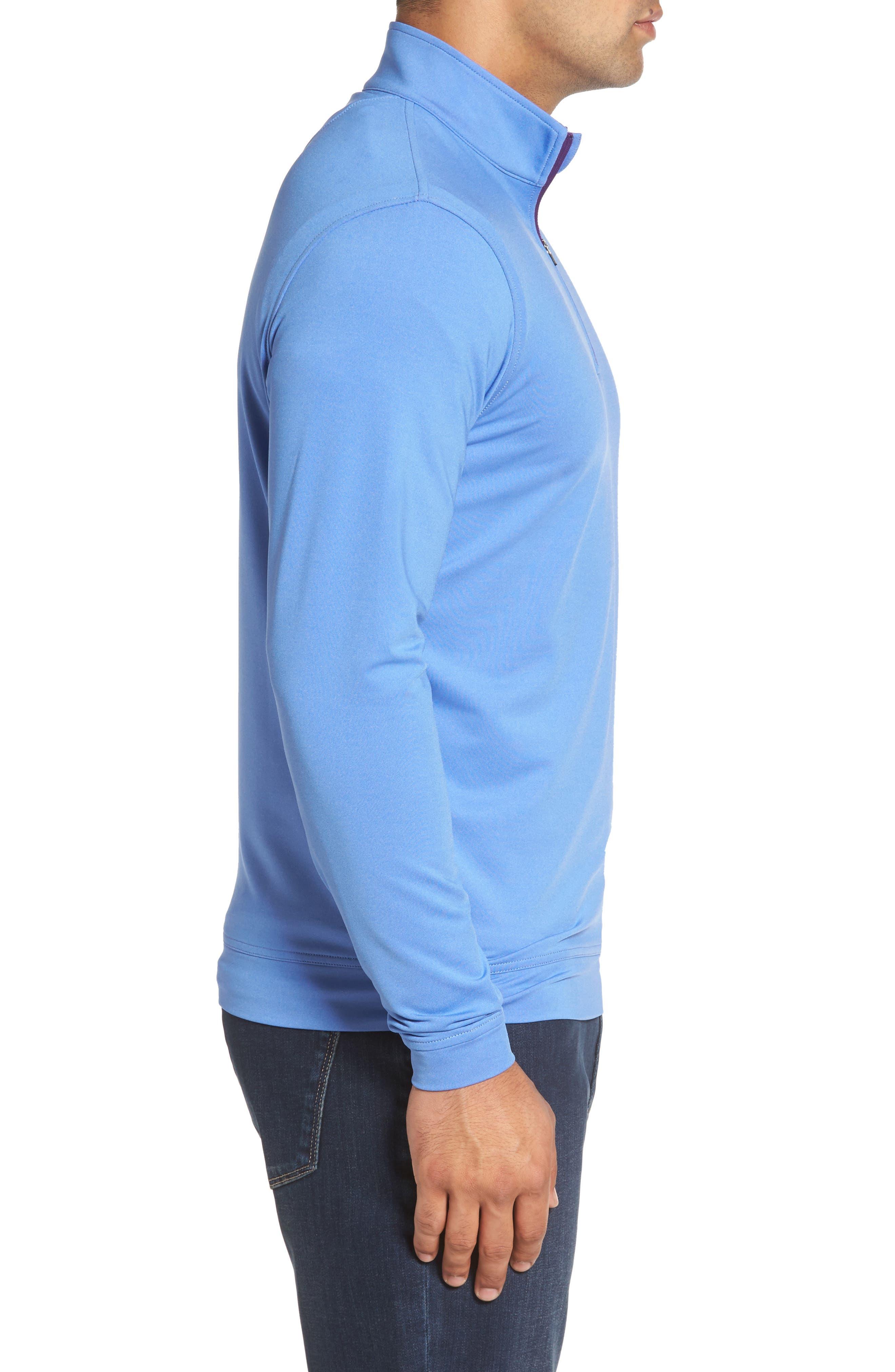 Perth Quarter Zip Stretch Pullover,                             Alternate thumbnail 13, color,