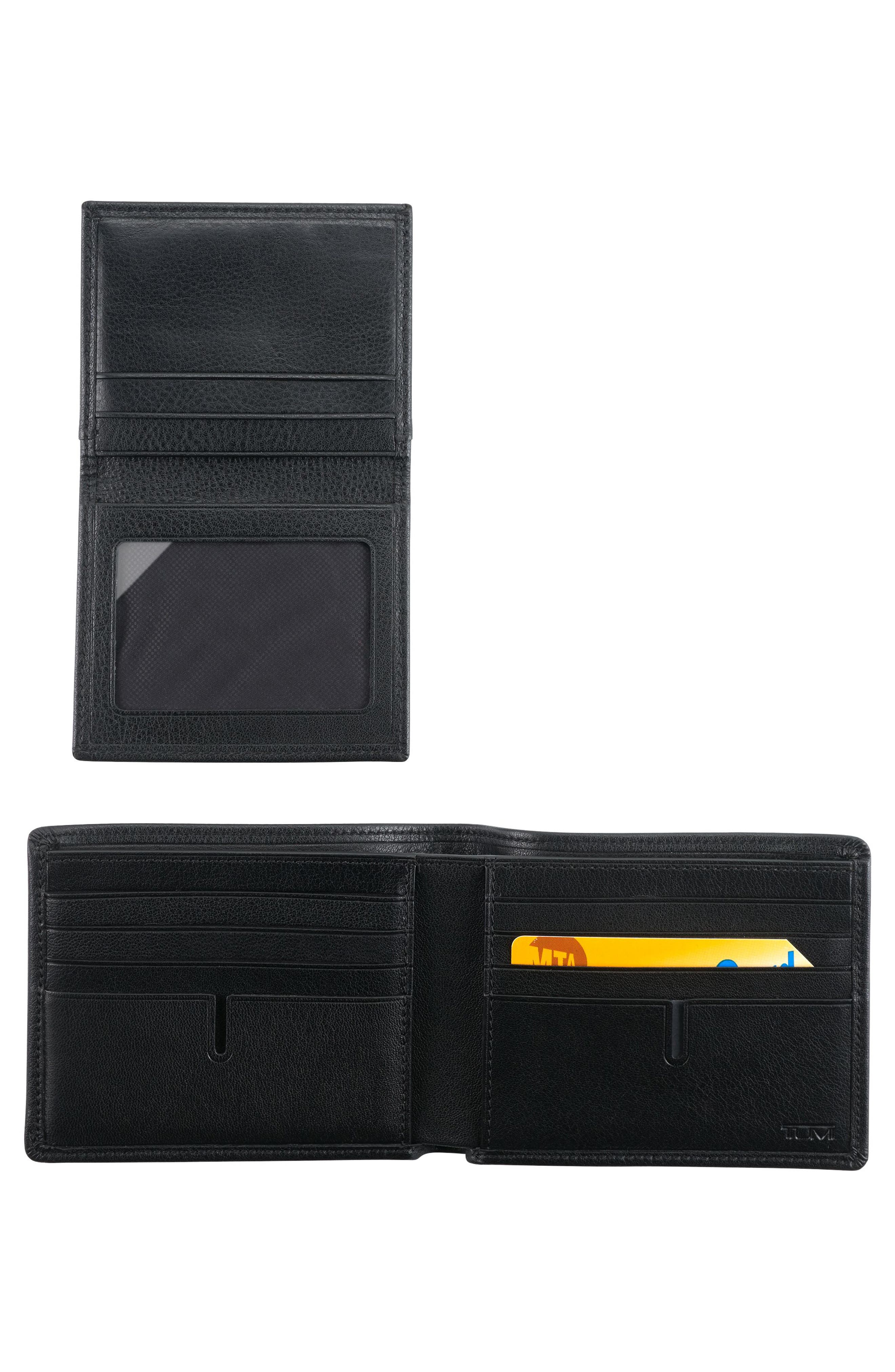 Global Passcase Wallet,                             Alternate thumbnail 3, color,                             011