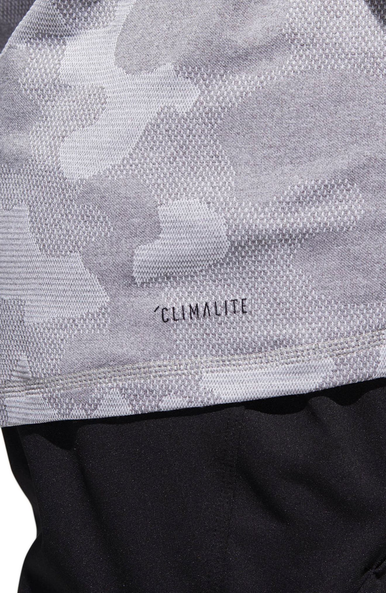 Camo Hype T-Shirt,                             Alternate thumbnail 4, color,                             036