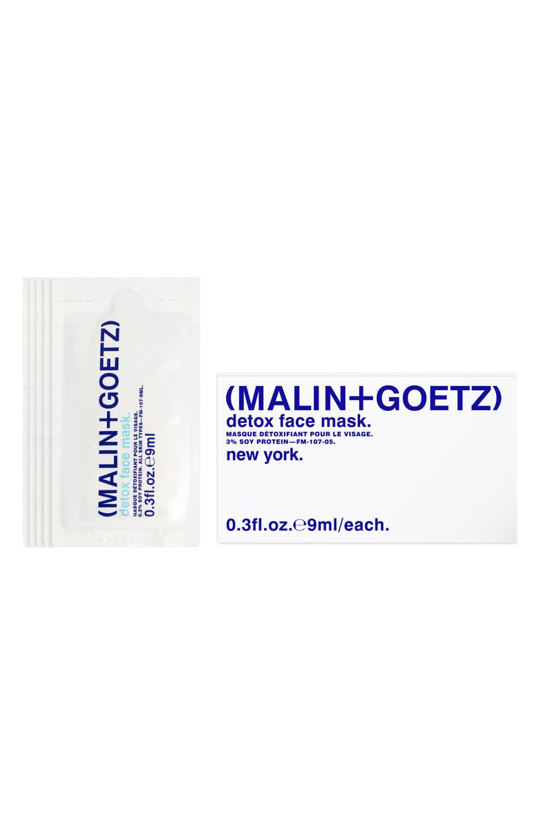 Malin + Goetz Detox Face Mask Kit