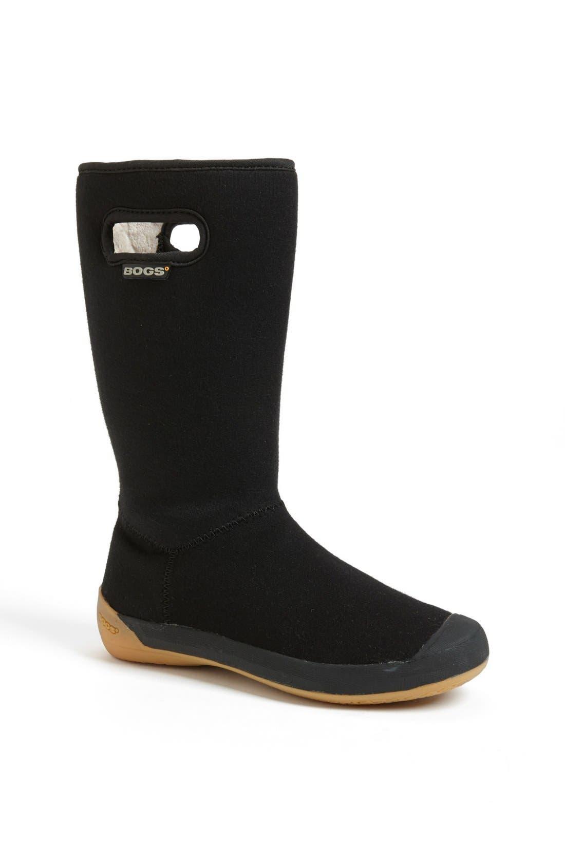 BOGS 'Summit' Waterproof Boot, Main, color, 001
