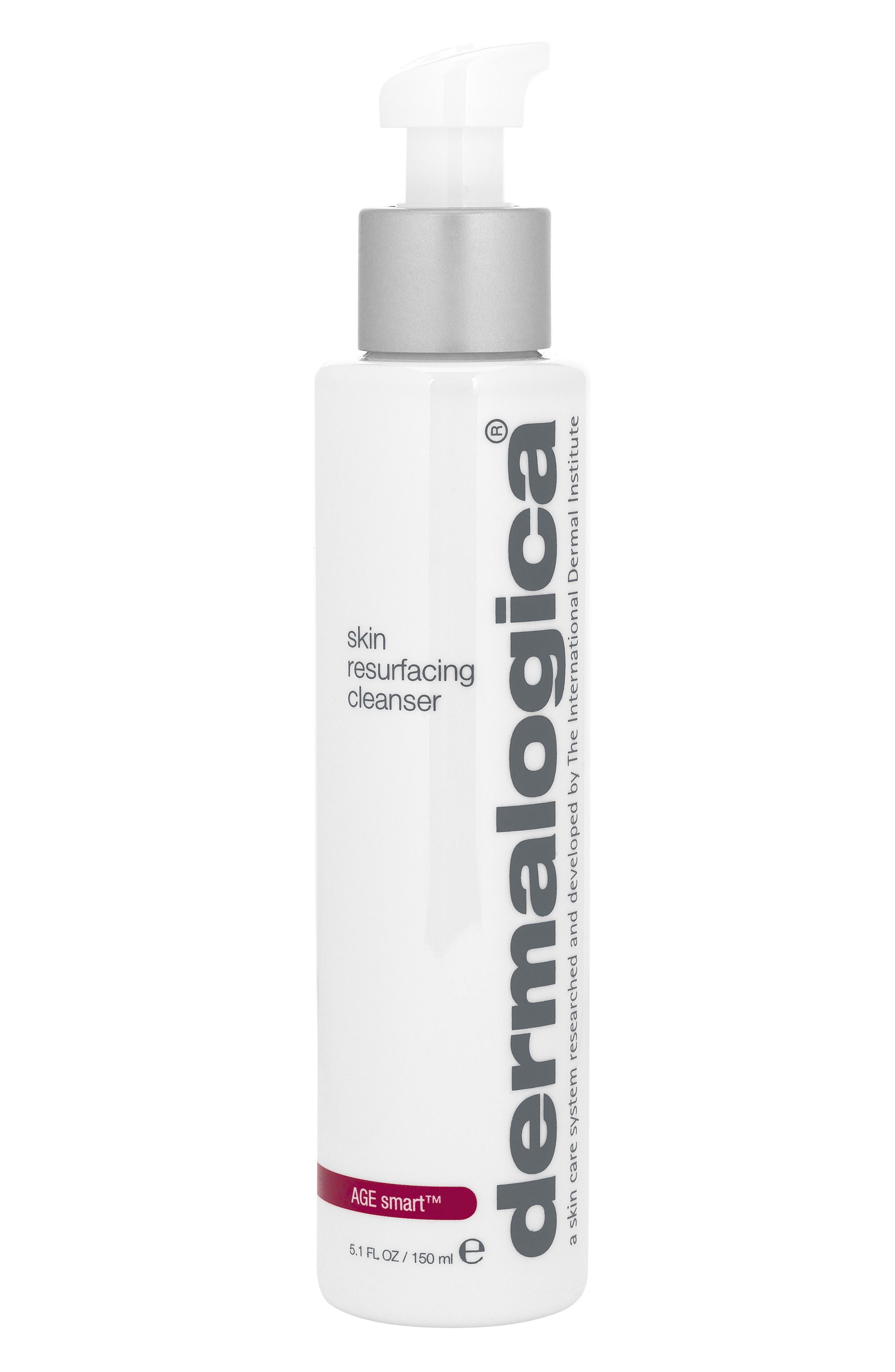 Skin Resurfacing Cleanser,                             Alternate thumbnail 3, color,                             NO COLOR