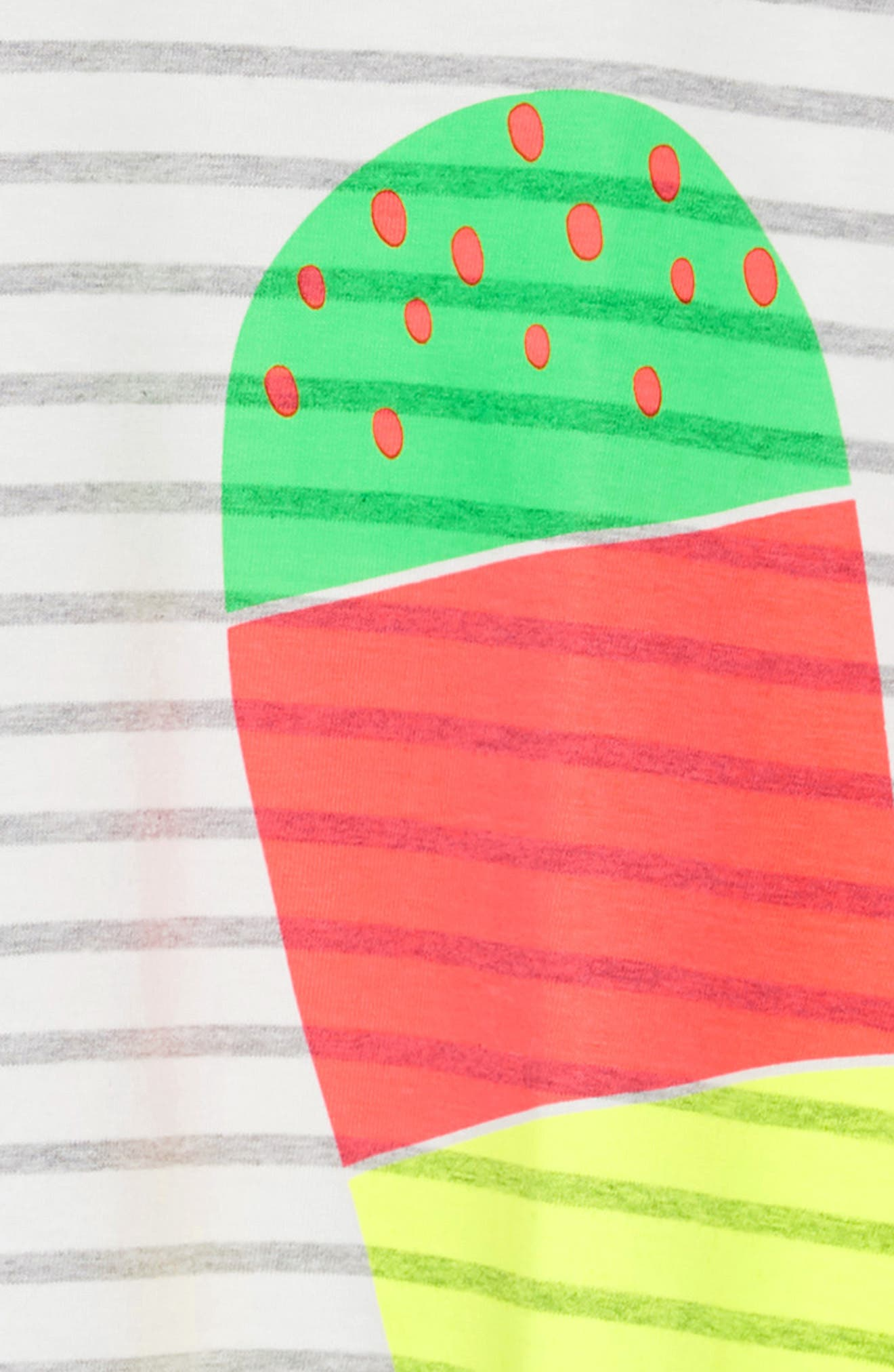 Vacation Appliqué Dress,                             Alternate thumbnail 3, color,                             054