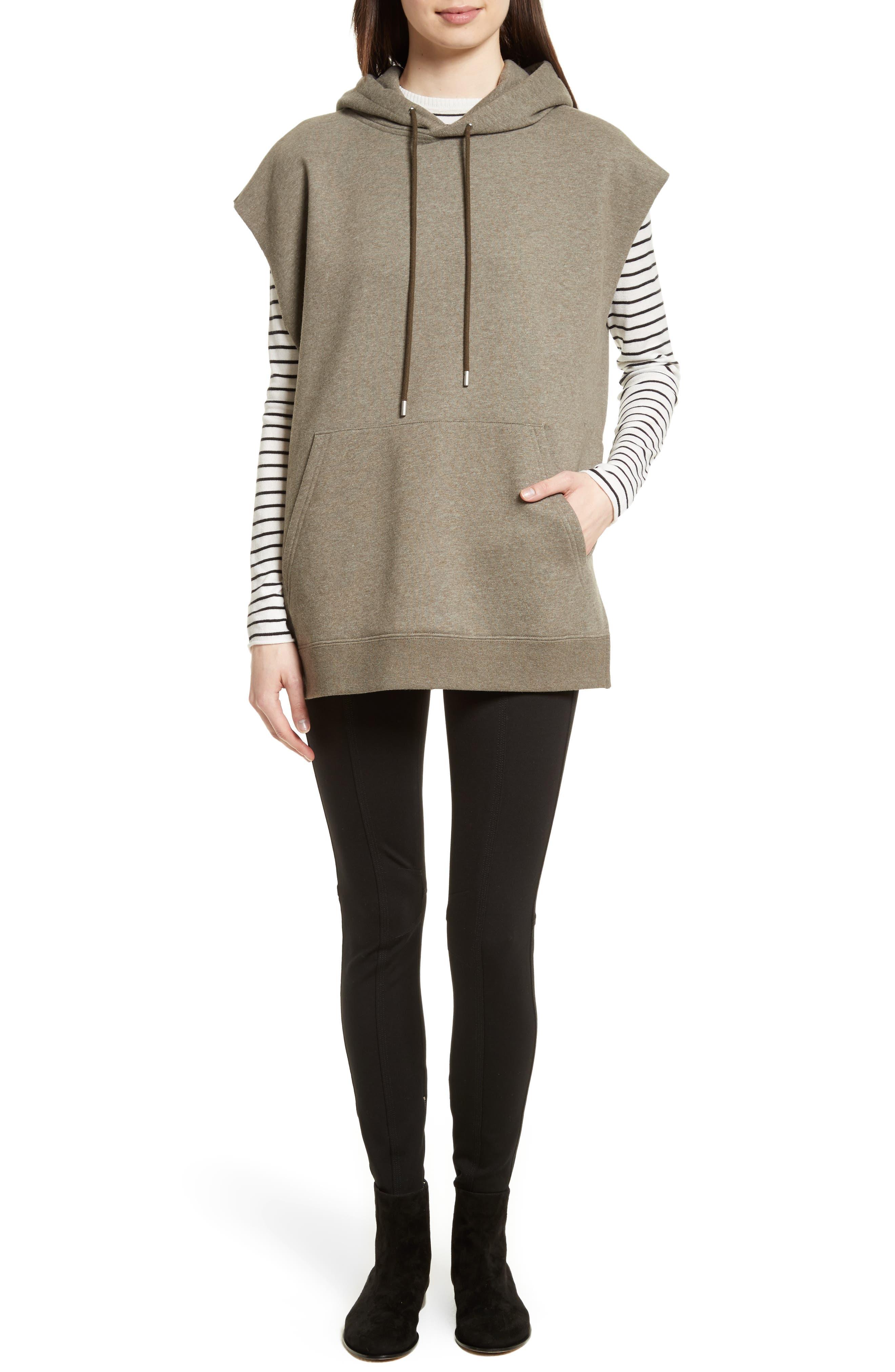 Stripe Silk Blend Sweater,                             Alternate thumbnail 6, color,                             110