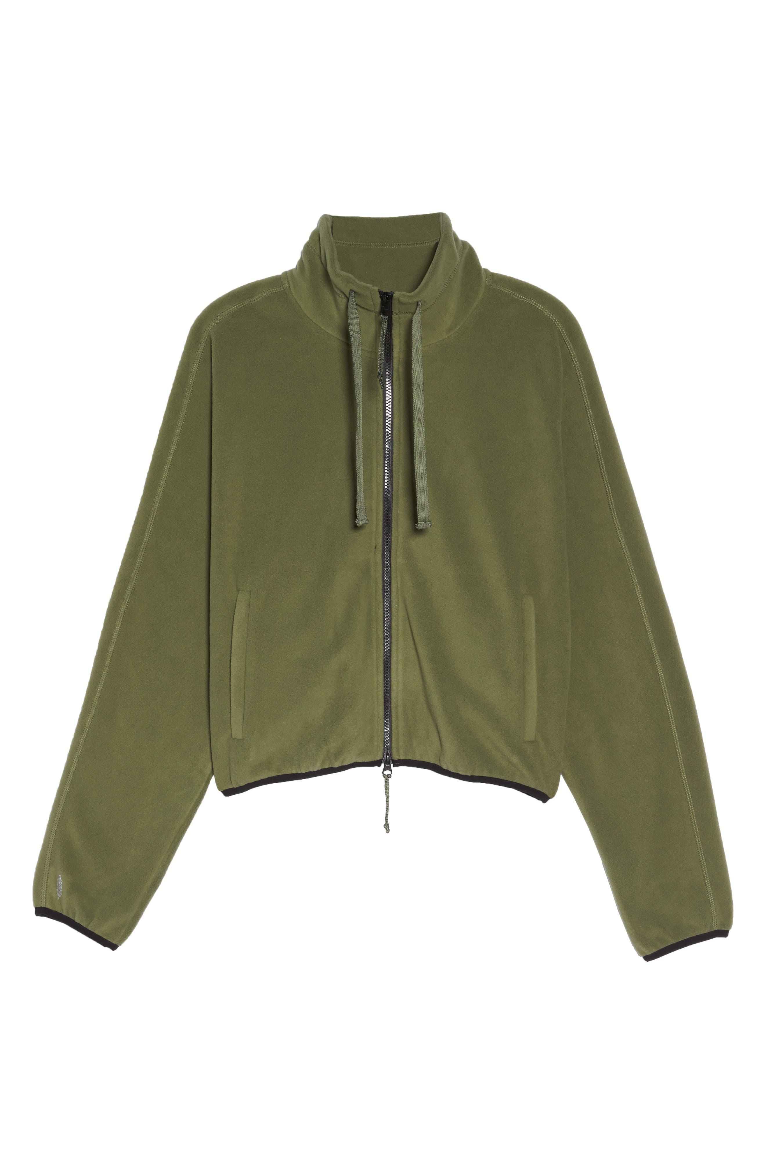 FP Movement Higher Ground Fleece Jacket,                             Alternate thumbnail 13, color,
