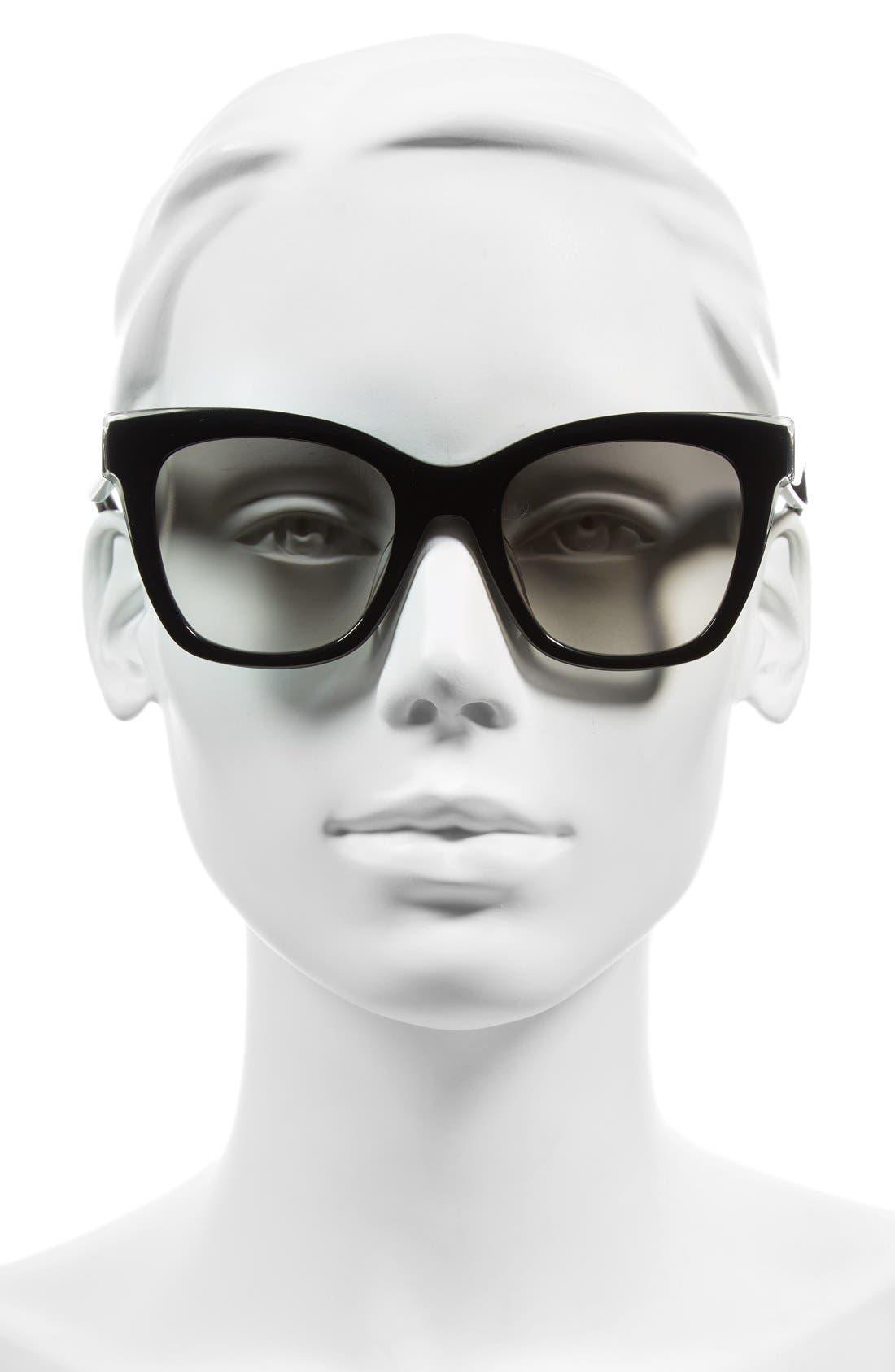 emmylou 51mm sunglasses,                             Alternate thumbnail 7, color,