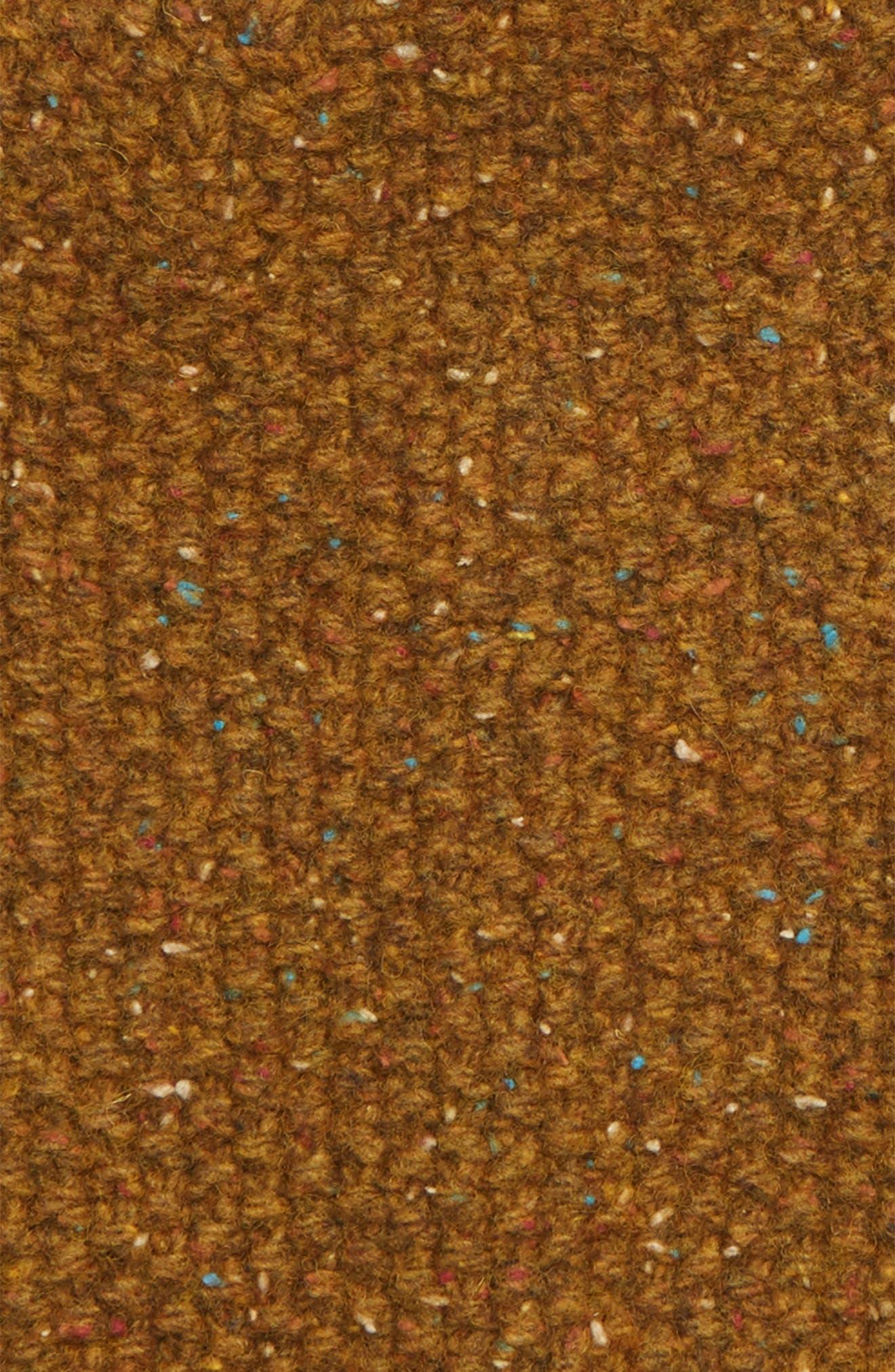 Knit Beanie,                             Alternate thumbnail 2, color,                             MUSTARD