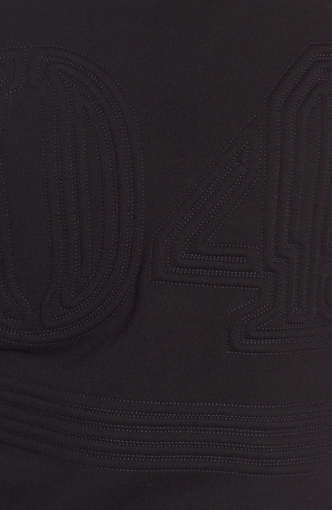 Corded 04 Sweatshirt,                             Main thumbnail 1, color,                             001