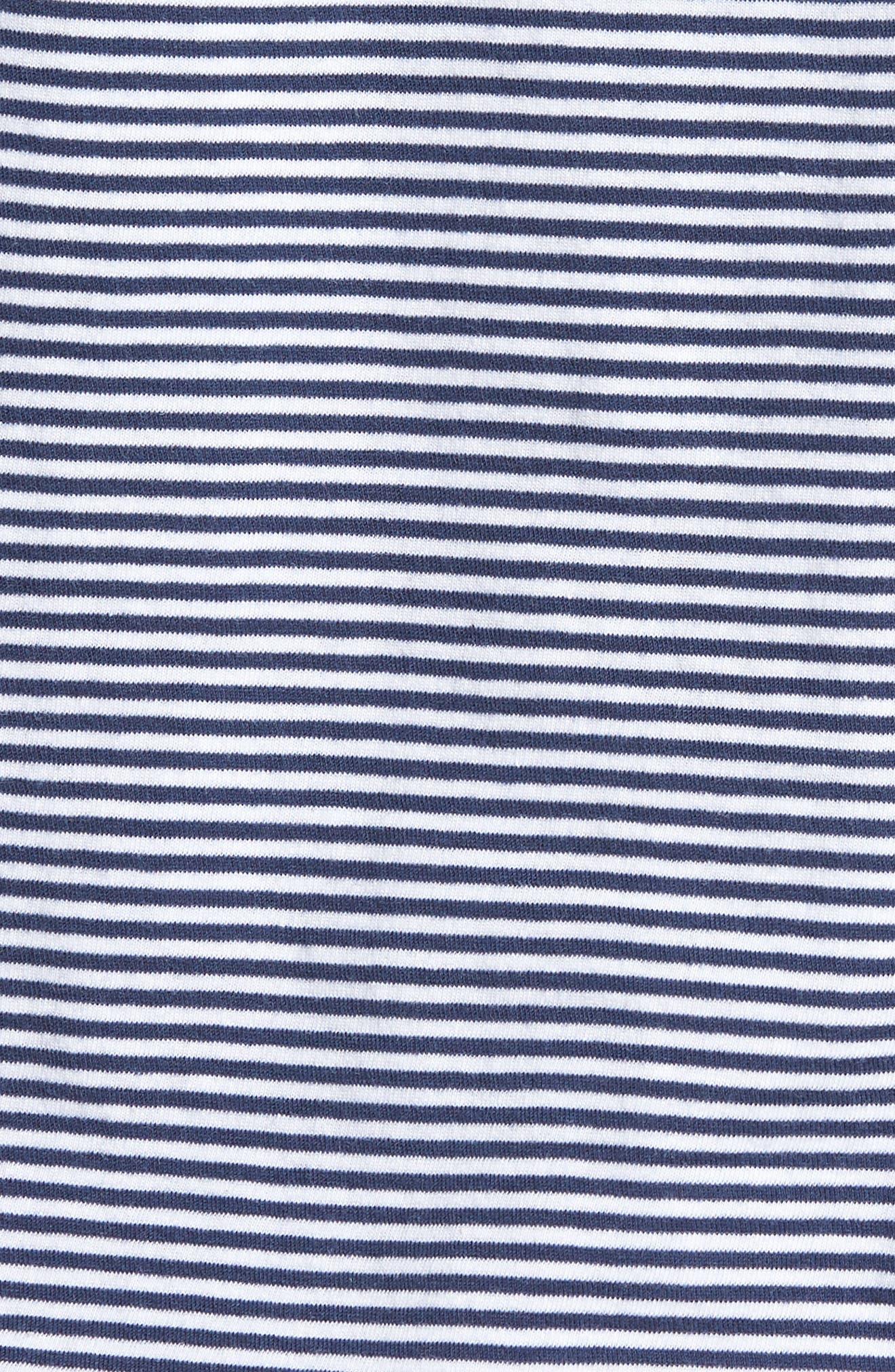 Jack Stripe Jersey Polo,                             Alternate thumbnail 5, color,                             PACIFIC