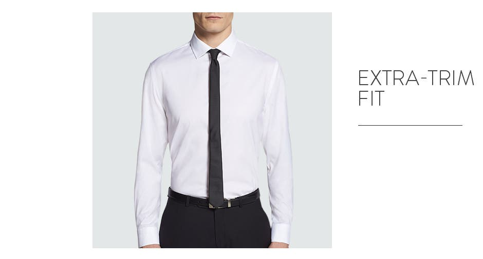 Men 39 S Dress Shirt Measurements Fit Guide Nordstrom