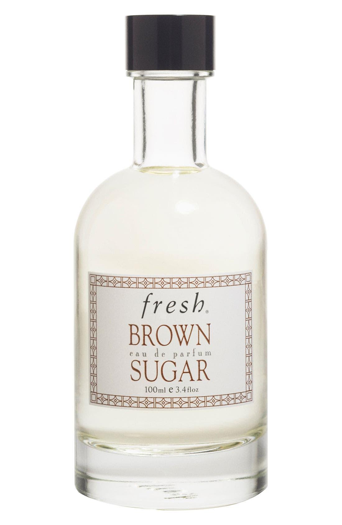 Brown Sugar Eau de Parfum,                             Main thumbnail 1, color,                             NO COLOR