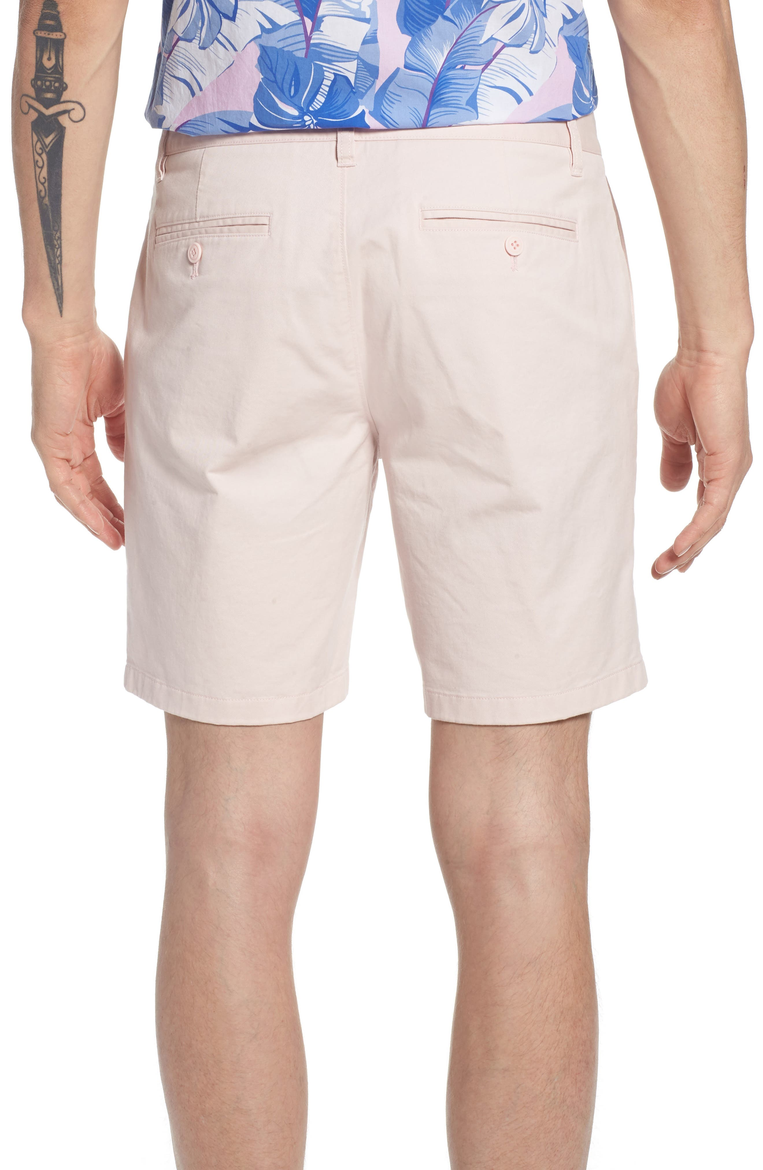 Stretch Chino 7-Inch Shorts,                             Alternate thumbnail 22, color,