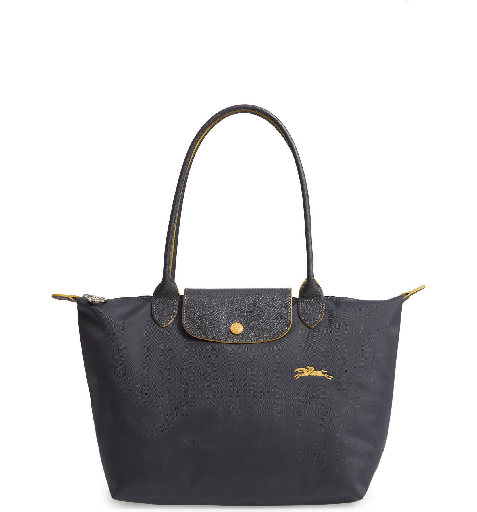 dc923422656c Longchamp Le Pliage Club Medium Shoulder Tote