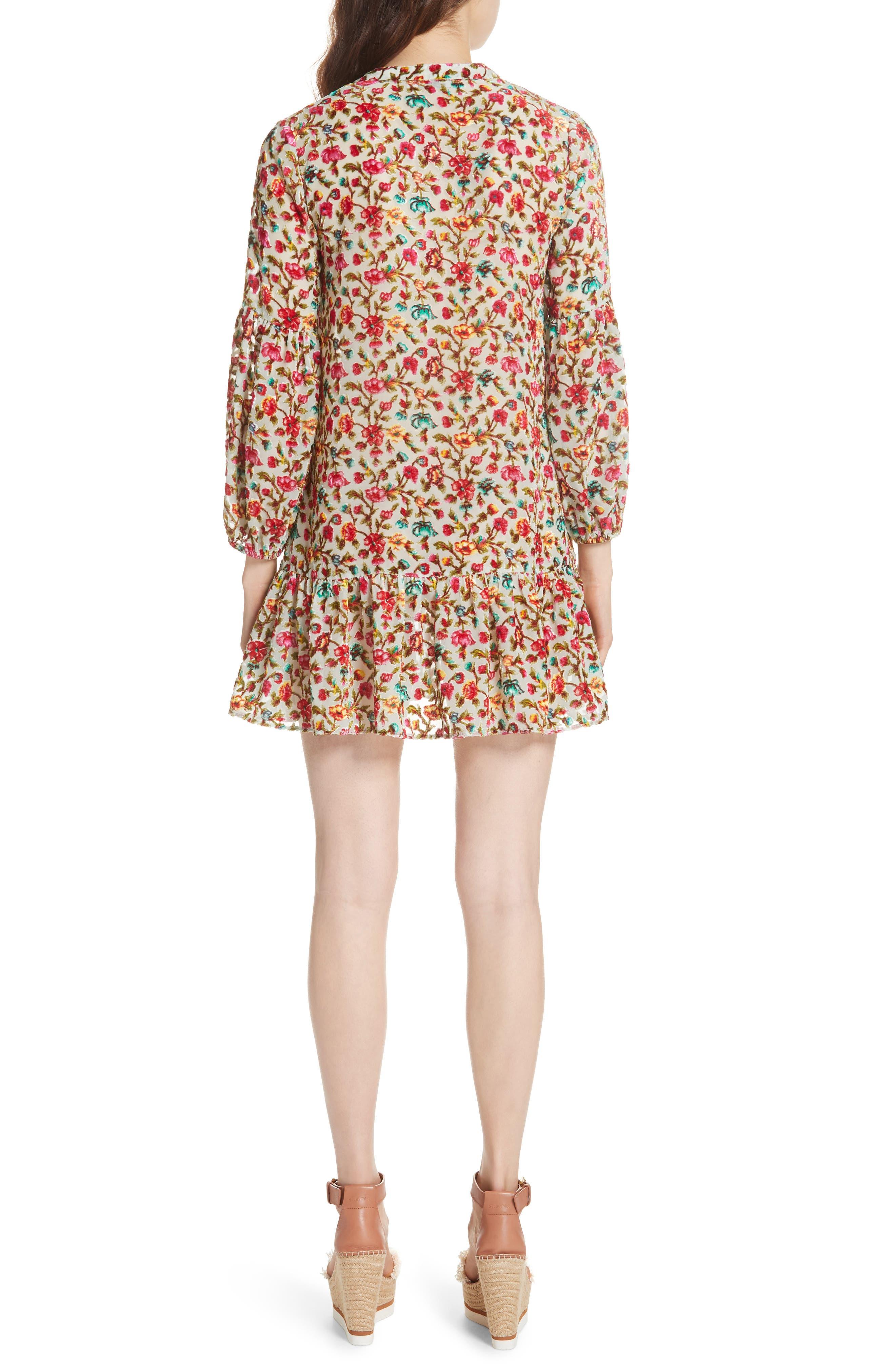 Simpson Printed Dress,                             Alternate thumbnail 2, color,                             693