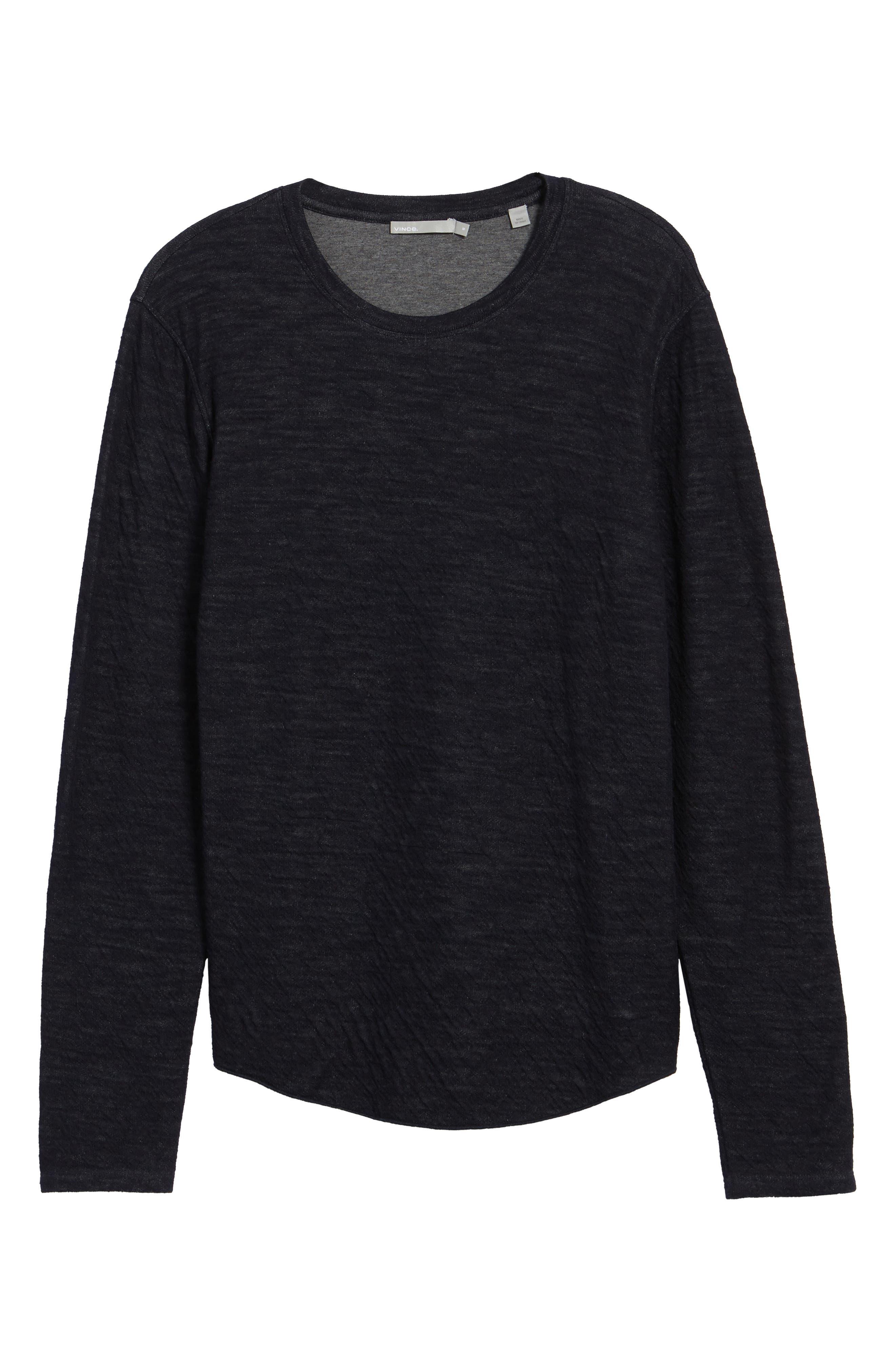 Double Knit Long Sleeve Shirt,                             Alternate thumbnail 12, color,