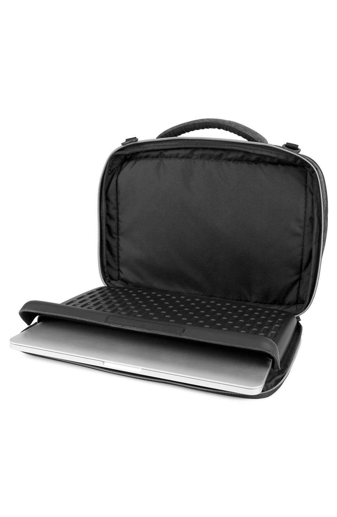 """'Reform' 15"""" Laptop Briefcase,                             Alternate thumbnail 5, color,                             004"""