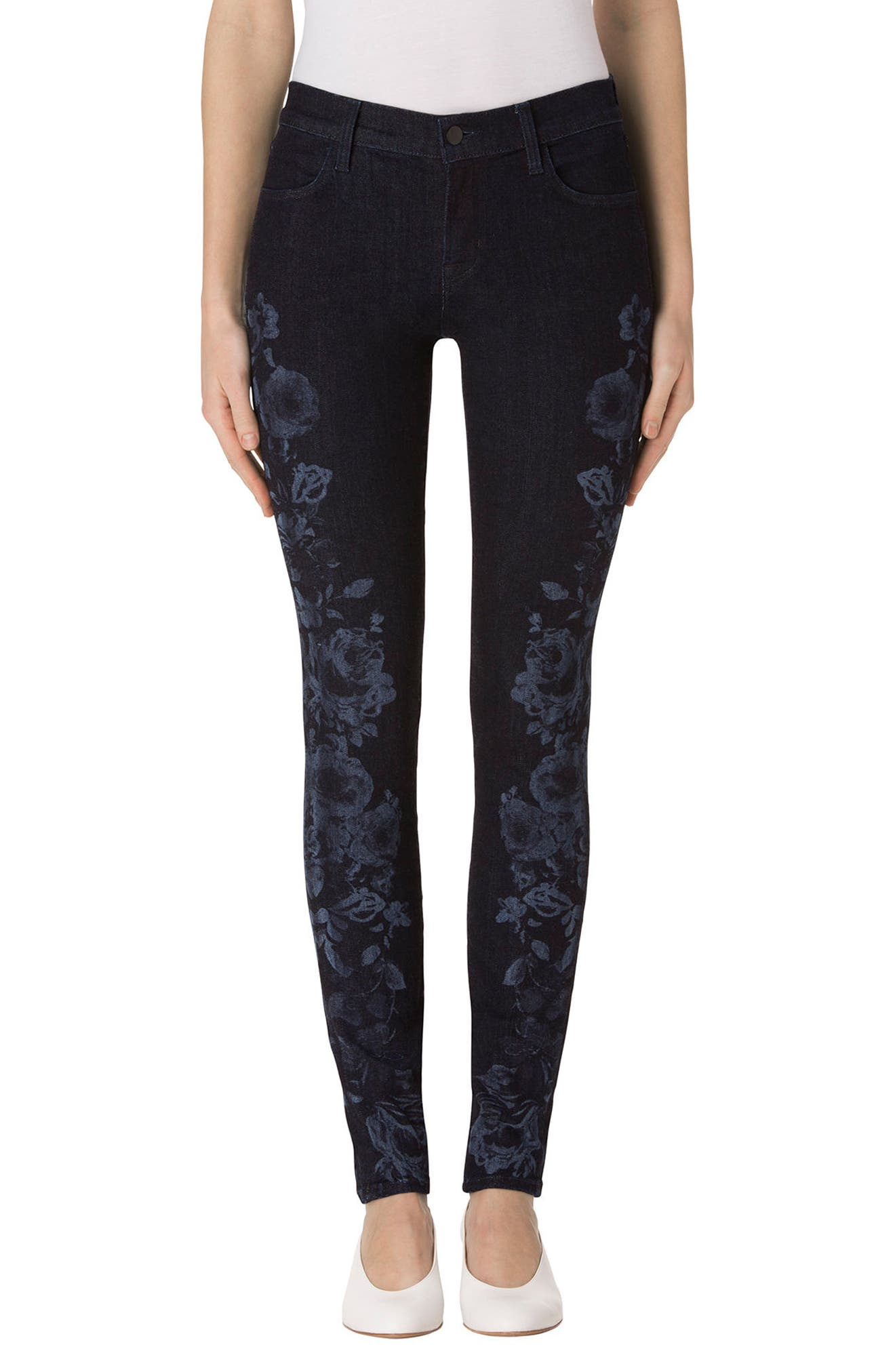 620 Mid Rise Super Skinny Jeans,                         Main,                         color, 413