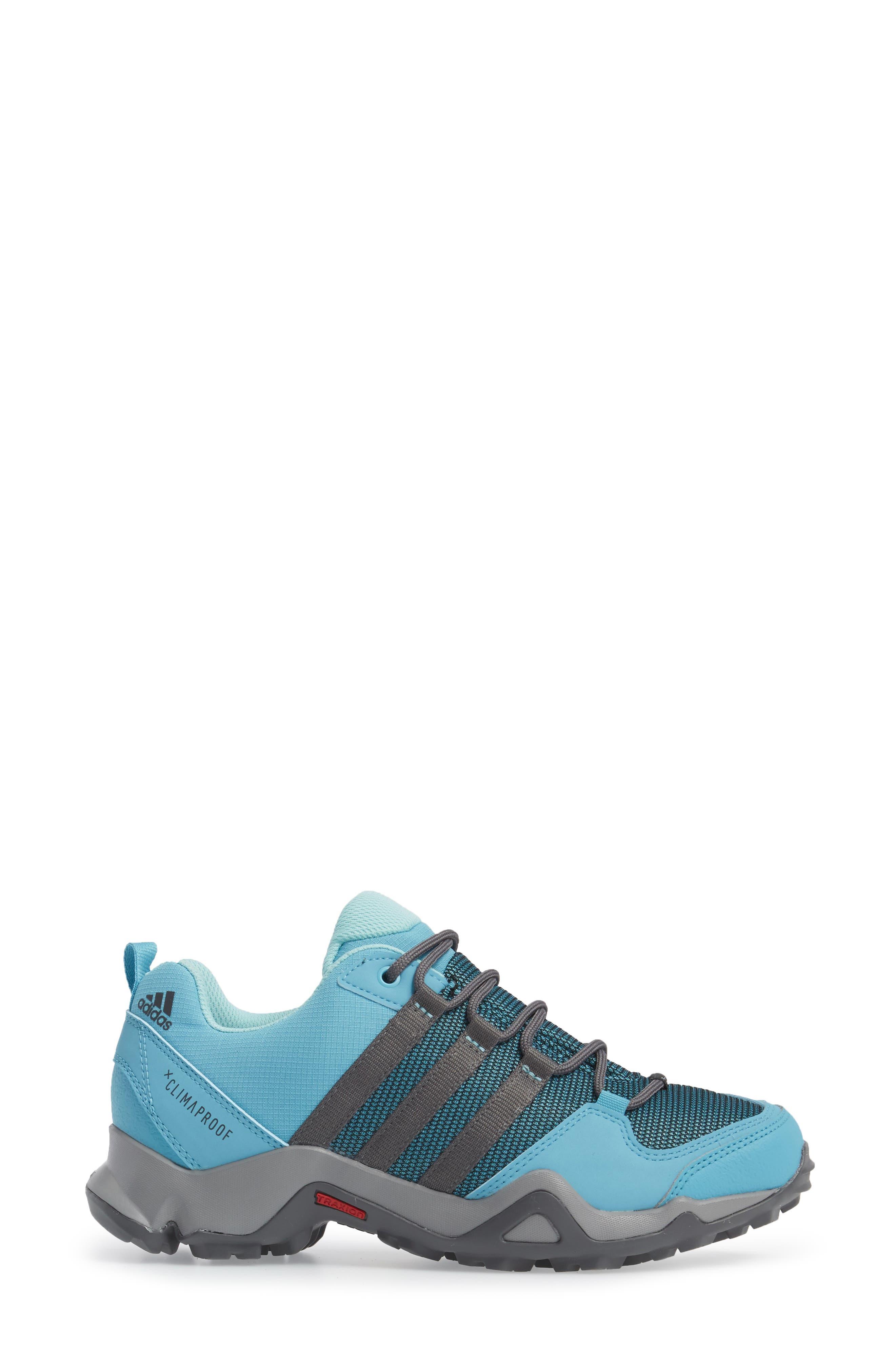 'AX2' Waterproof Hiking Shoe,                             Alternate thumbnail 3, color,                             400