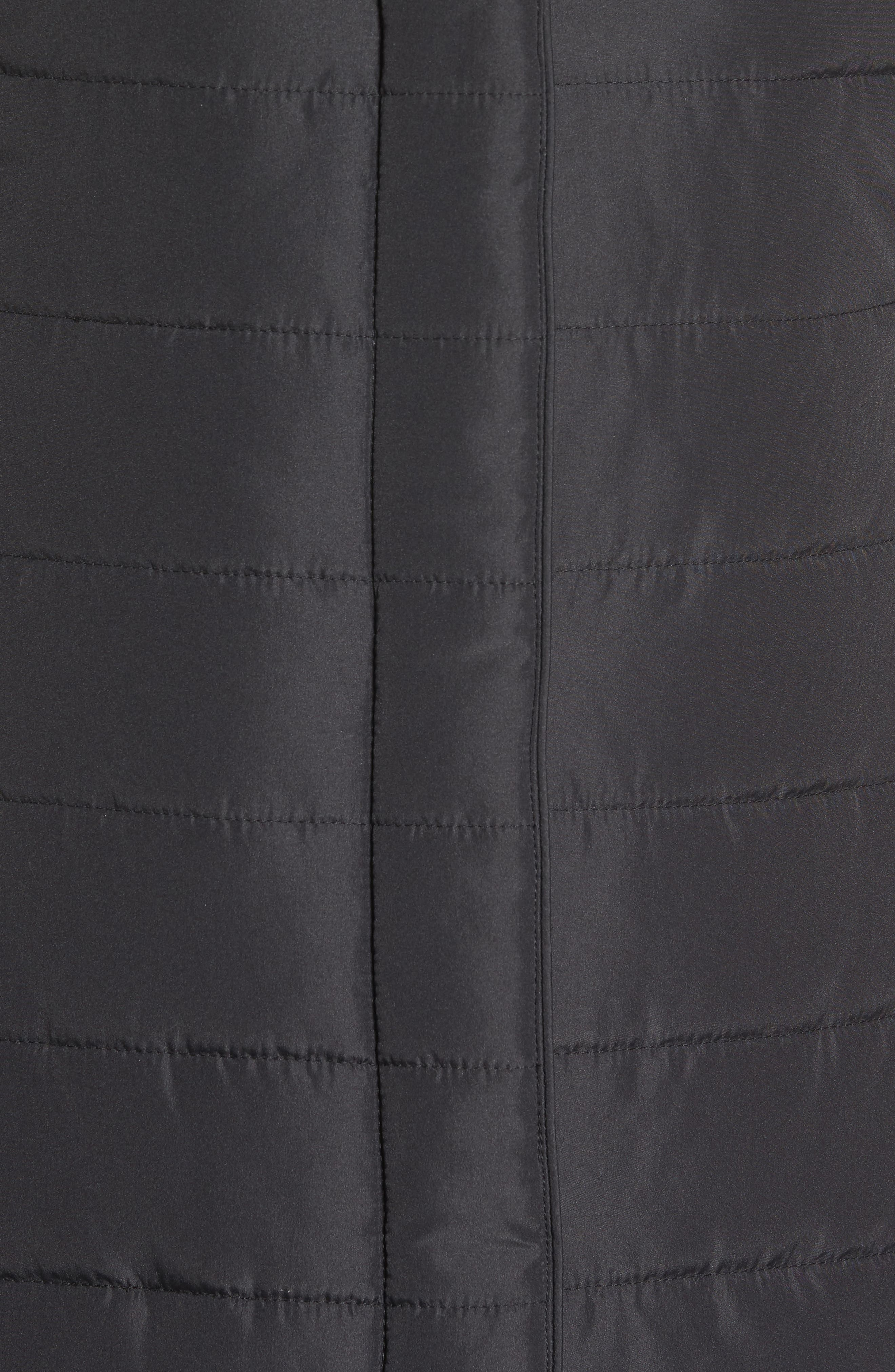 Quilted Hooded Jacket,                             Alternate thumbnail 6, color,
