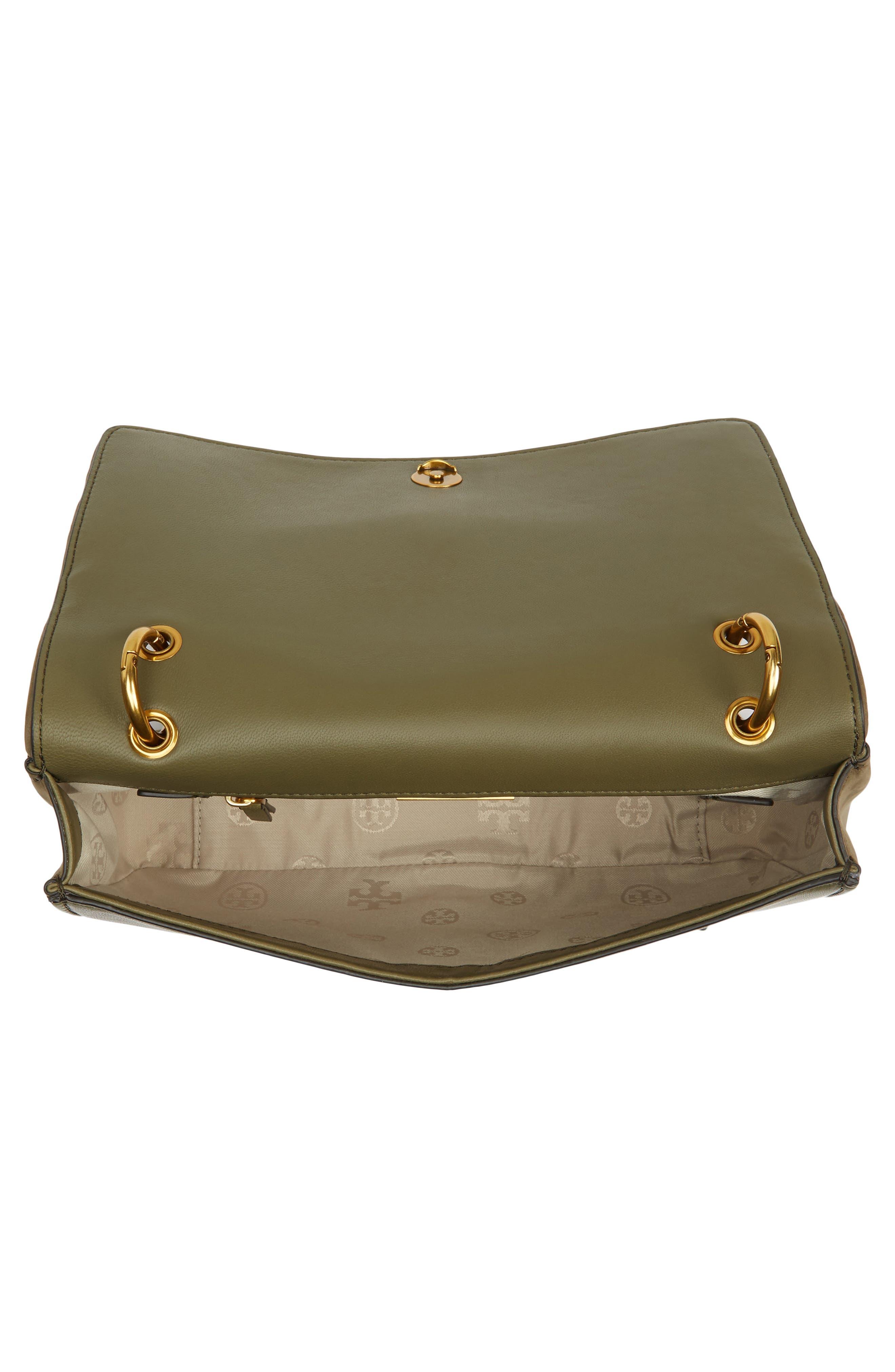 Alexa Leather Shoulder Bag,                             Alternate thumbnail 19, color,