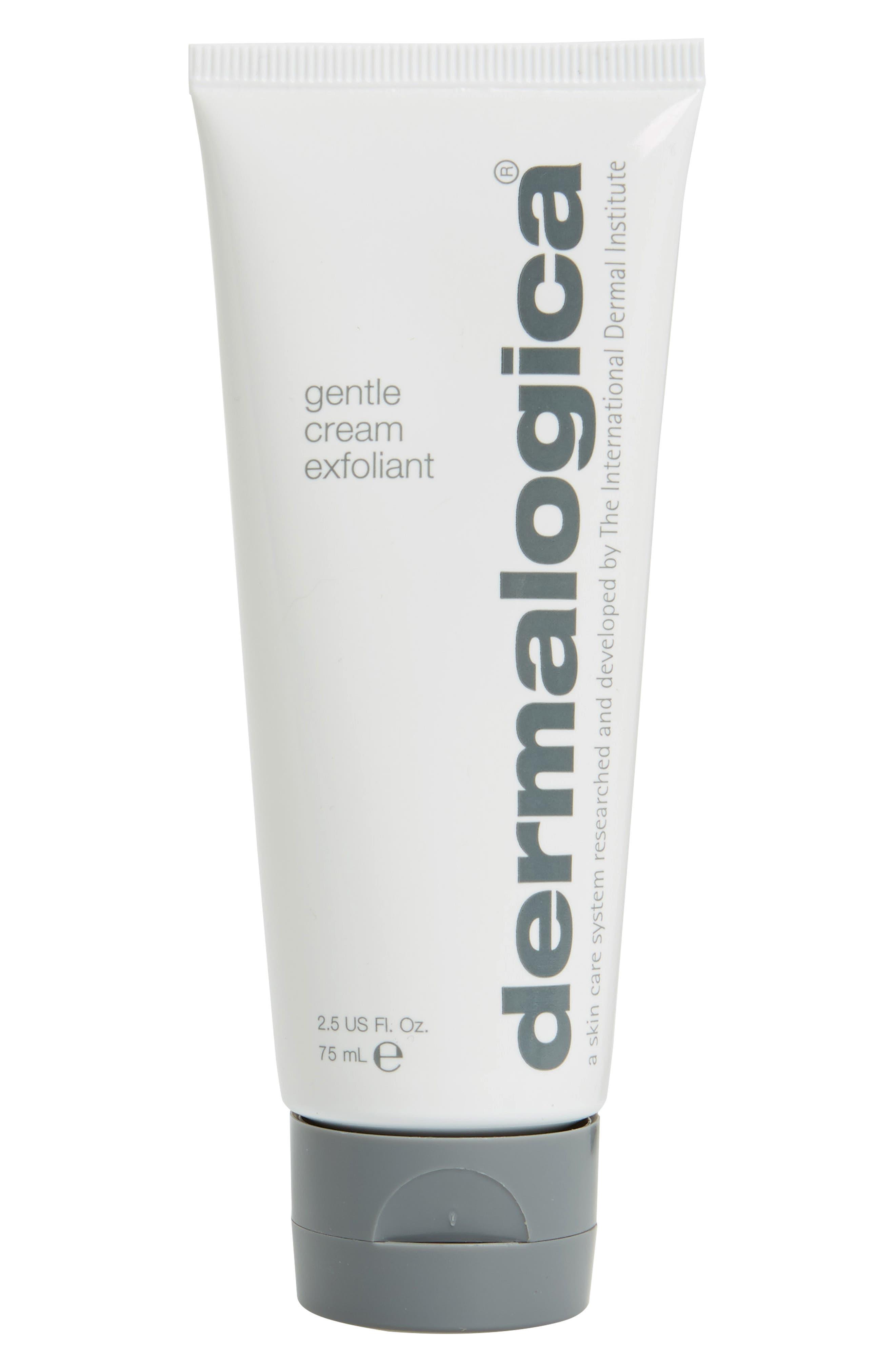 Gentle Cream Exfoliant,                             Alternate thumbnail 2, color,                             NO COLOR