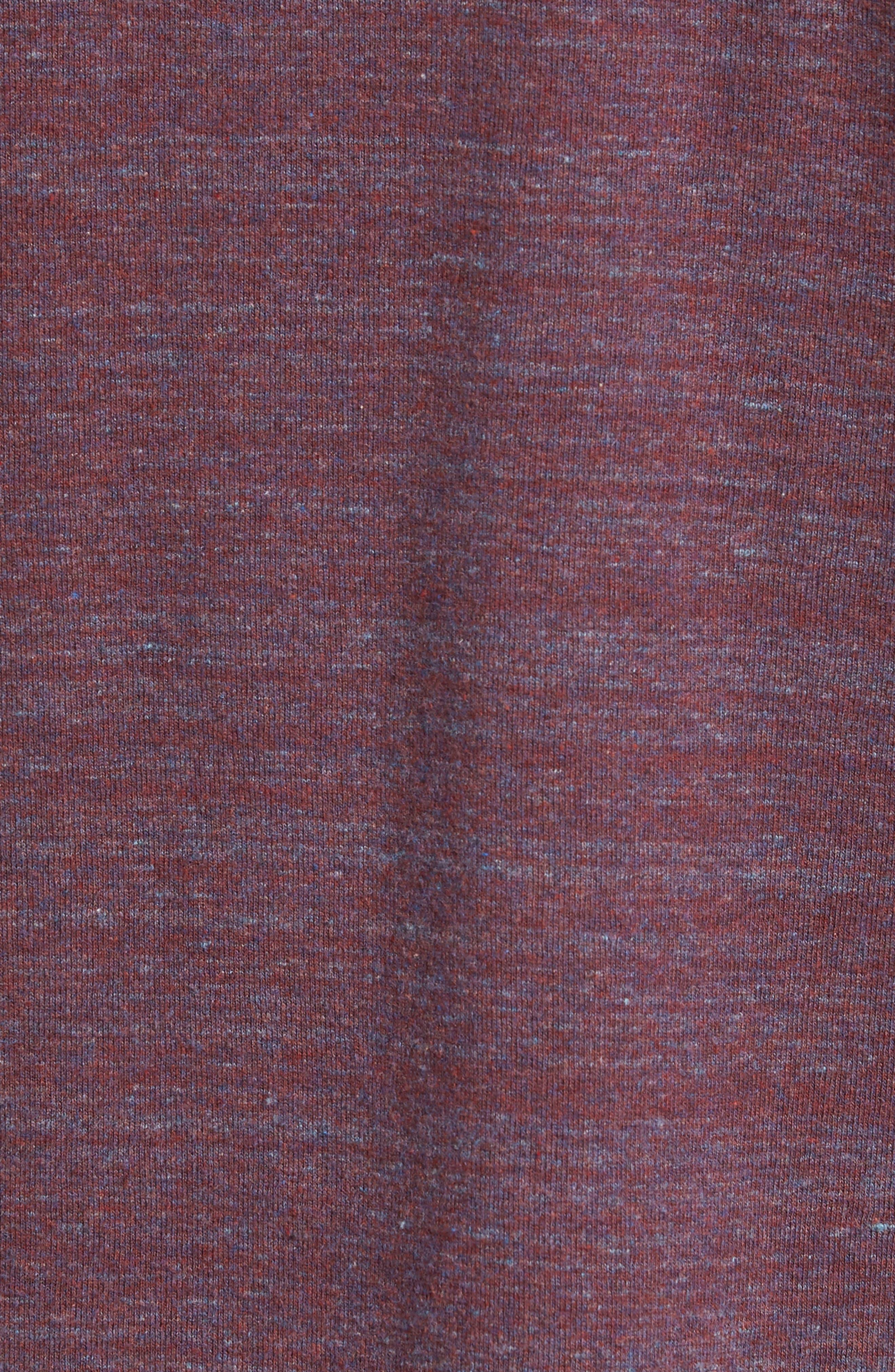 Stripe Henley,                             Alternate thumbnail 13, color,