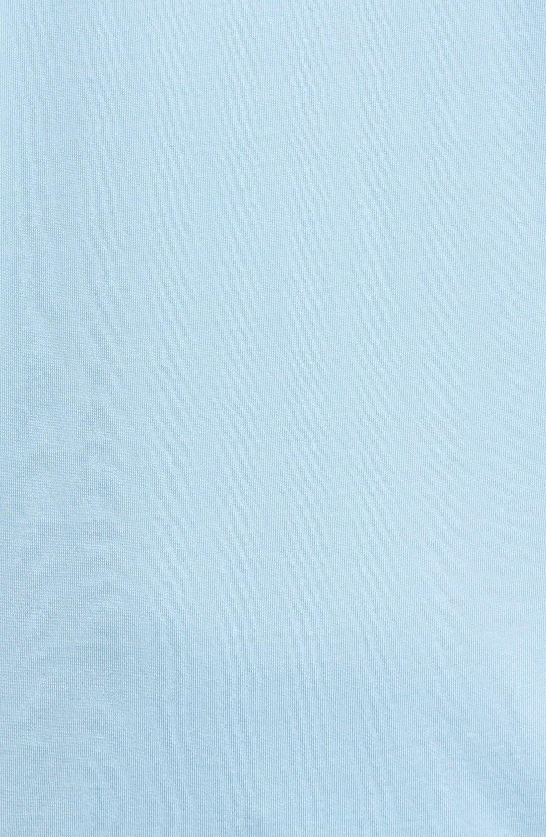 New Bali Sky Pima Cotton Pocket T-Shirt,                             Alternate thumbnail 72, color,