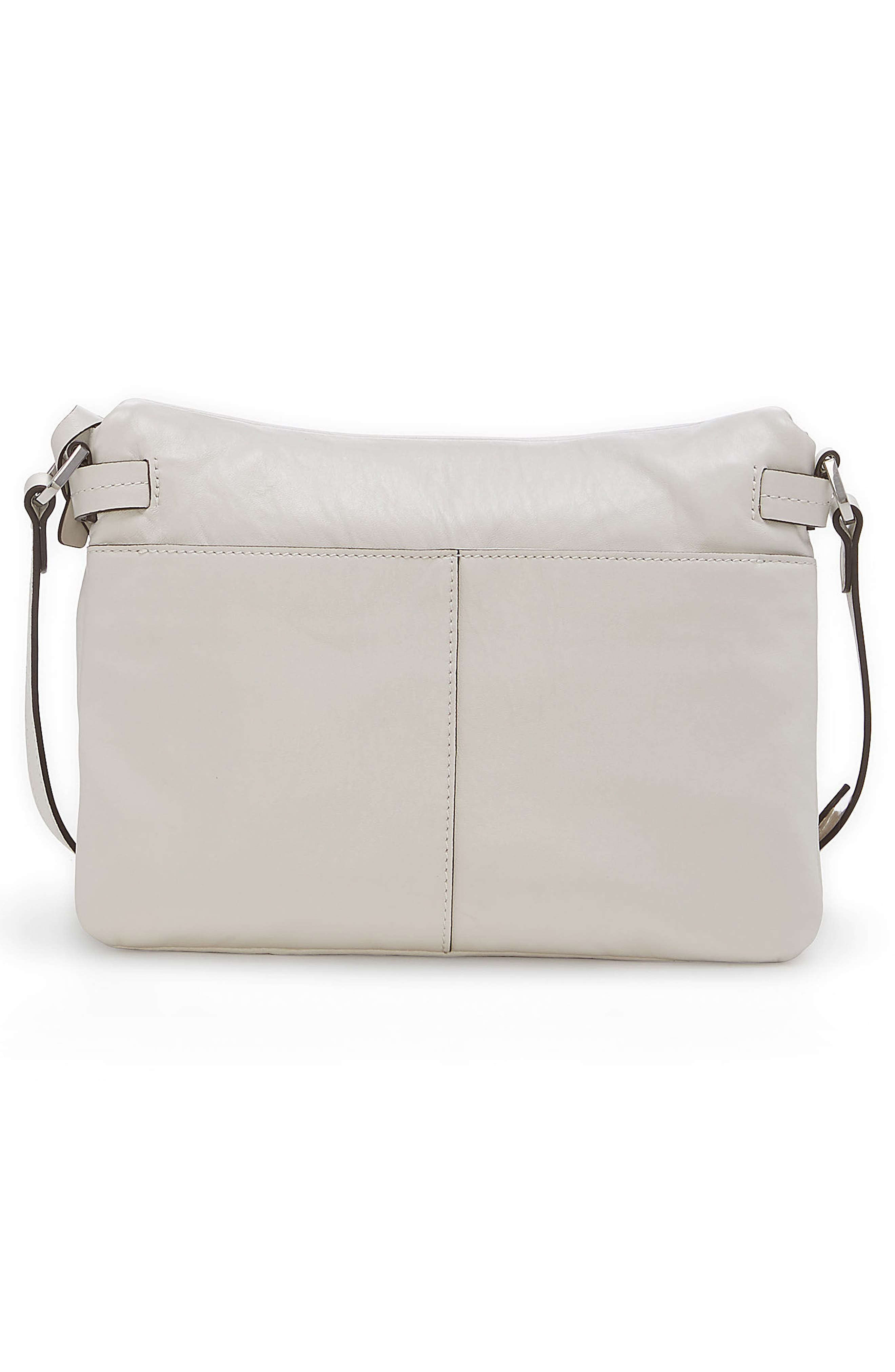 Alder Leather Crossbody Bag,                             Alternate thumbnail 5, color,