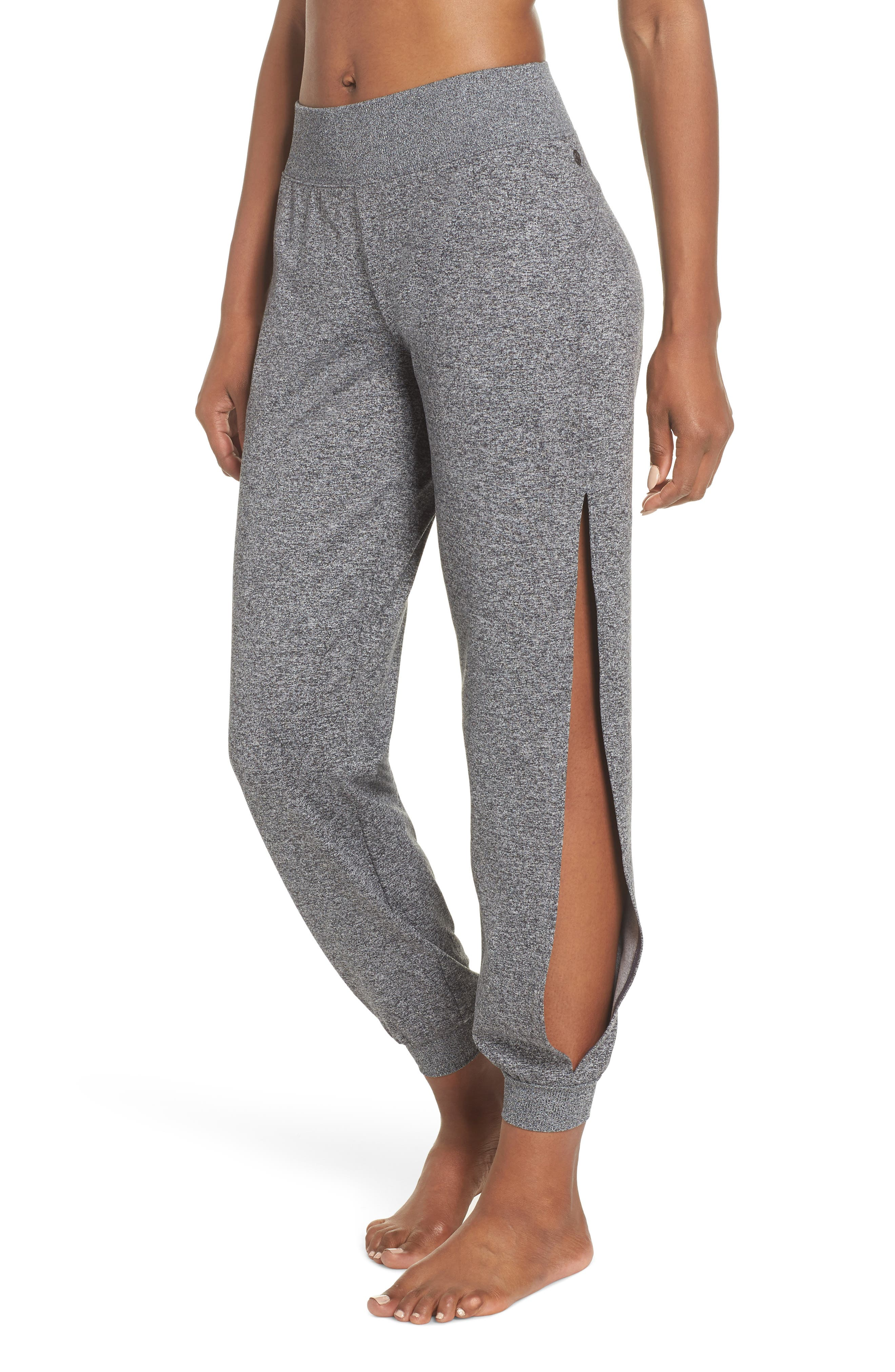 Re-Covery Recycled Lounge Pants,                             Main thumbnail 1, color,                             001