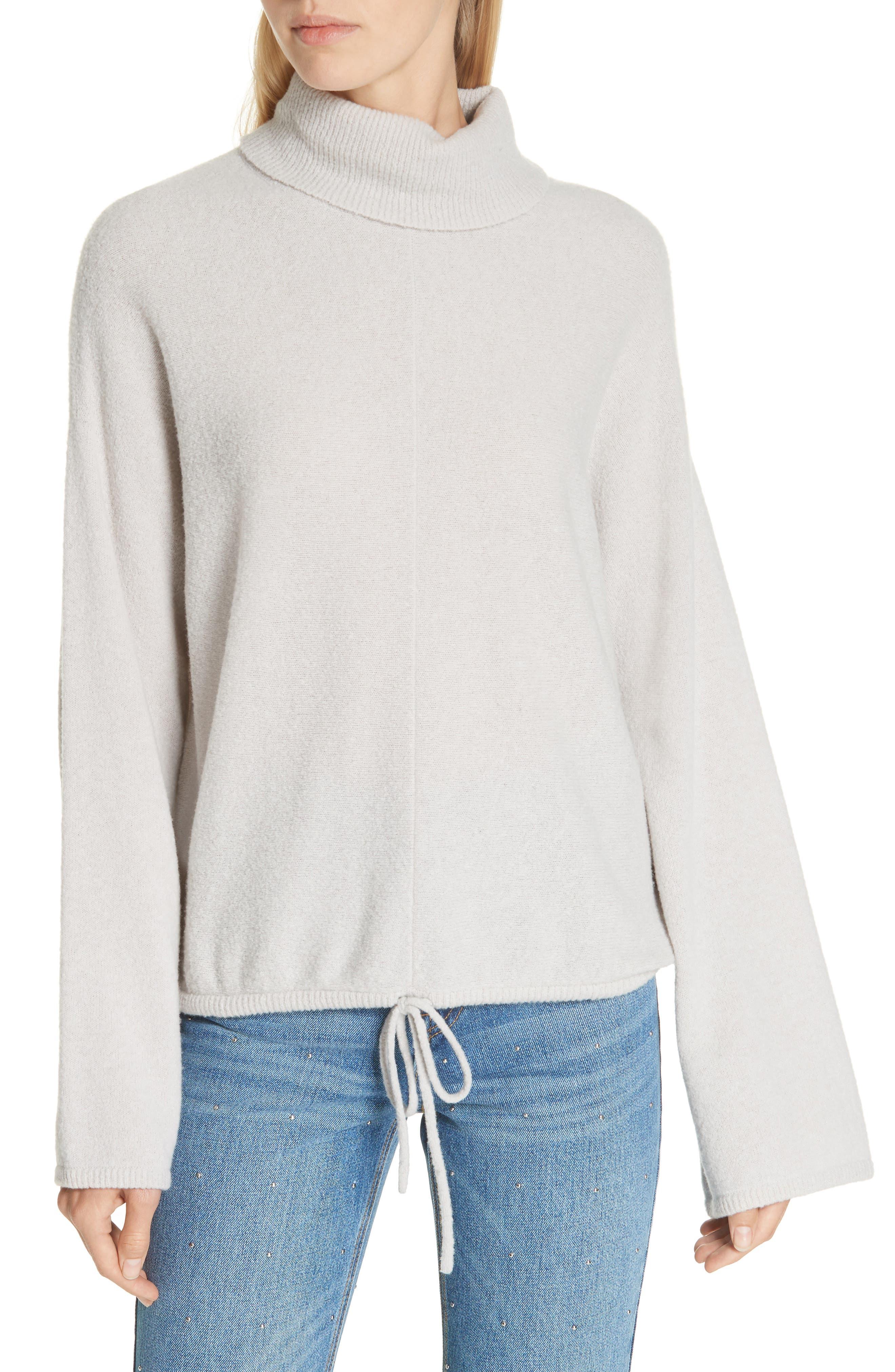 A.l.c. Hemingway Wool Blend Sweater, Purple