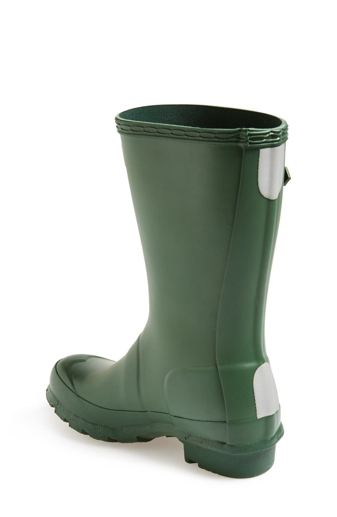 Original Rain Boot,                             Alternate thumbnail 2, color,                             HUNTER GREEN