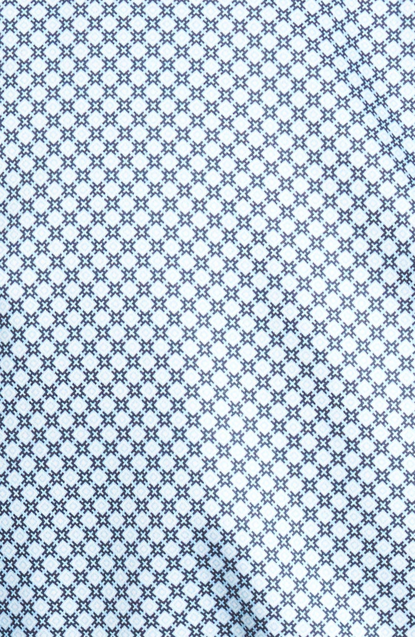 Pandora's Box Regular Fit Sport Shirt,                             Alternate thumbnail 5, color,                             437