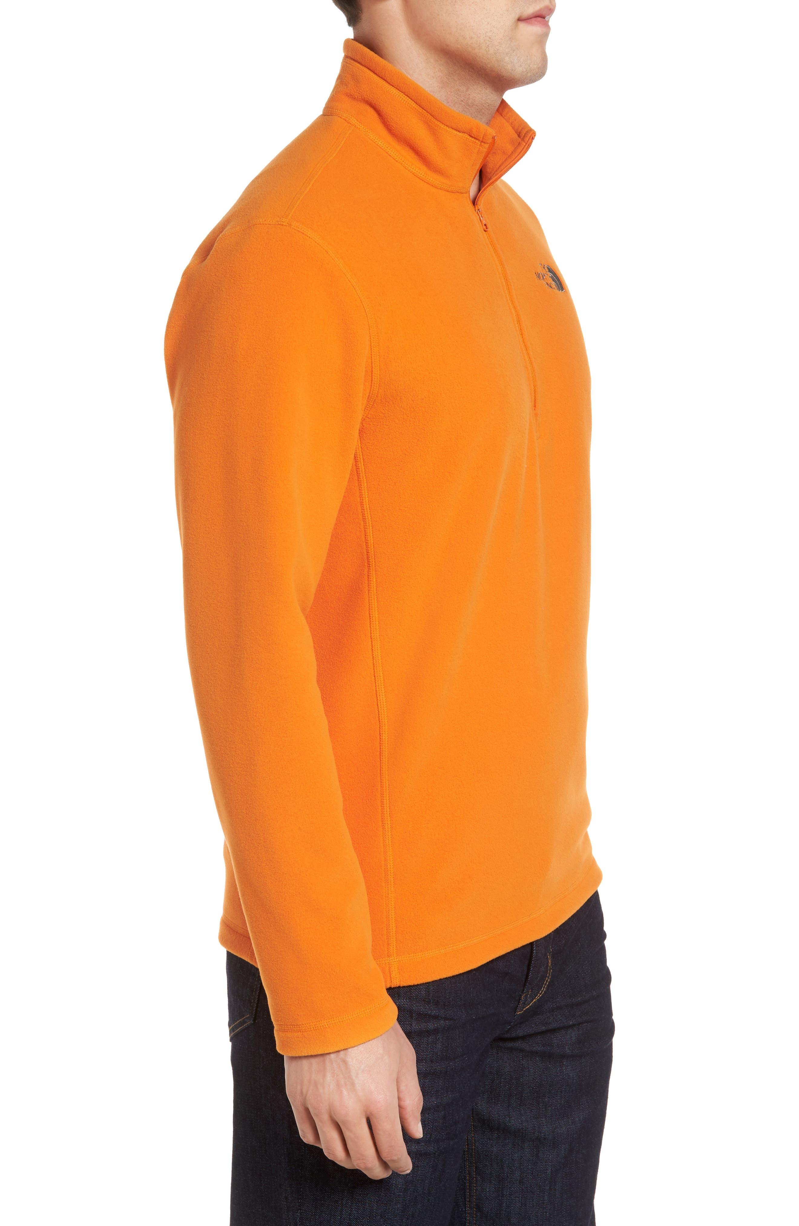'TKA 100 Glacier' Quarter Zip Fleece Pullover,                             Alternate thumbnail 133, color,