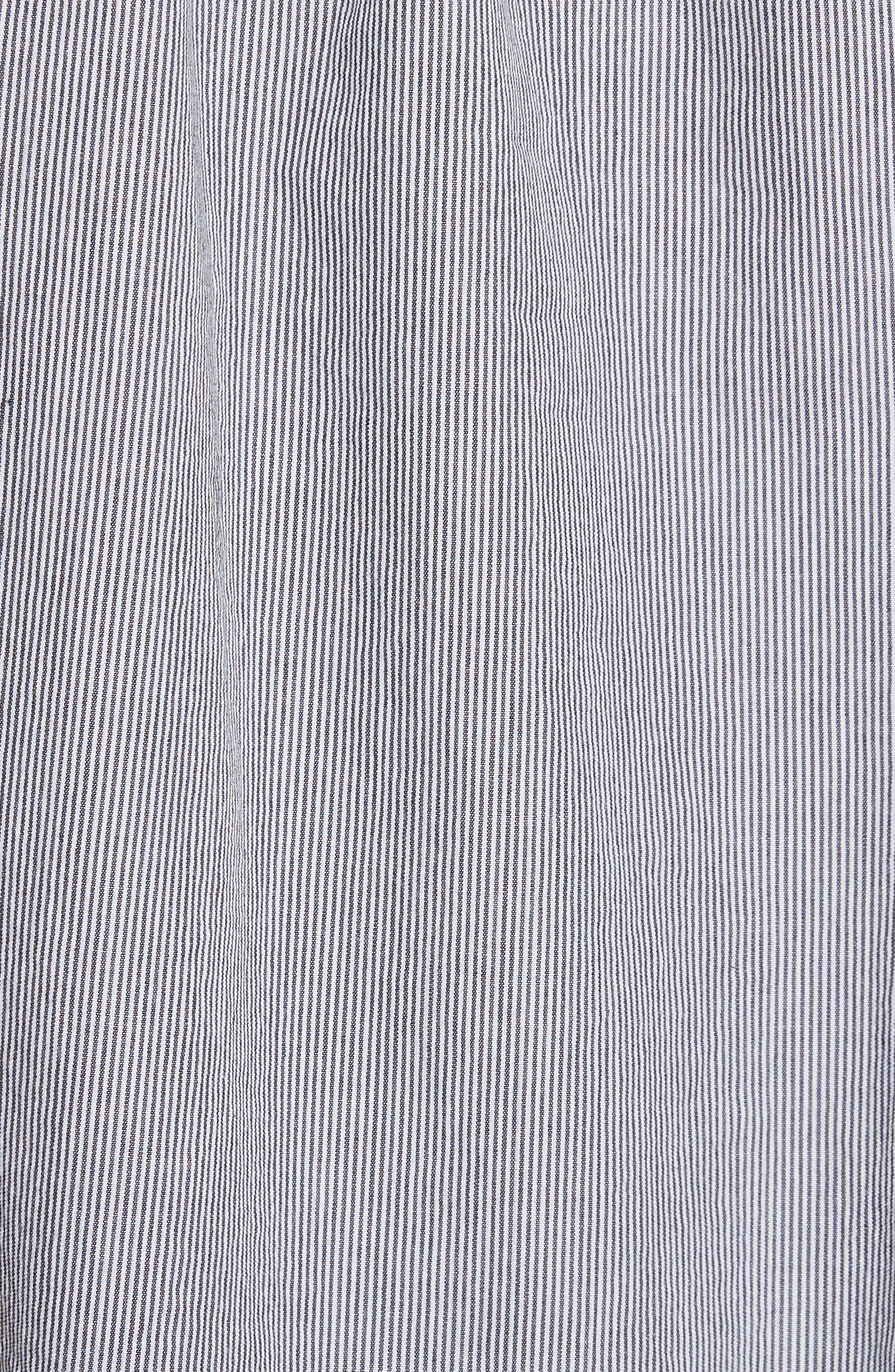Stripe Popover Top,                             Alternate thumbnail 5, color,                             005