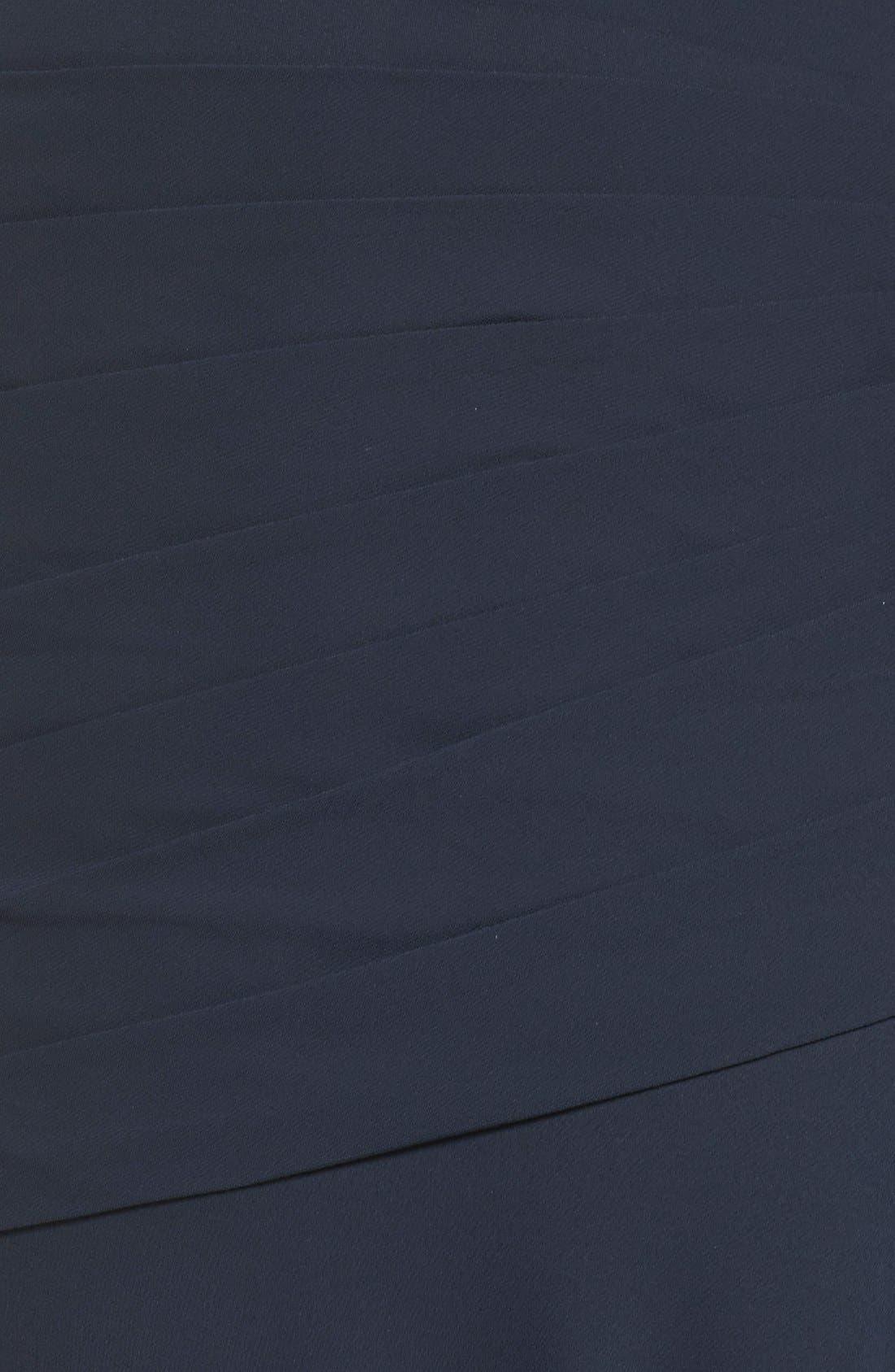 Chiffon Halter Gown,                             Alternate thumbnail 10, color,