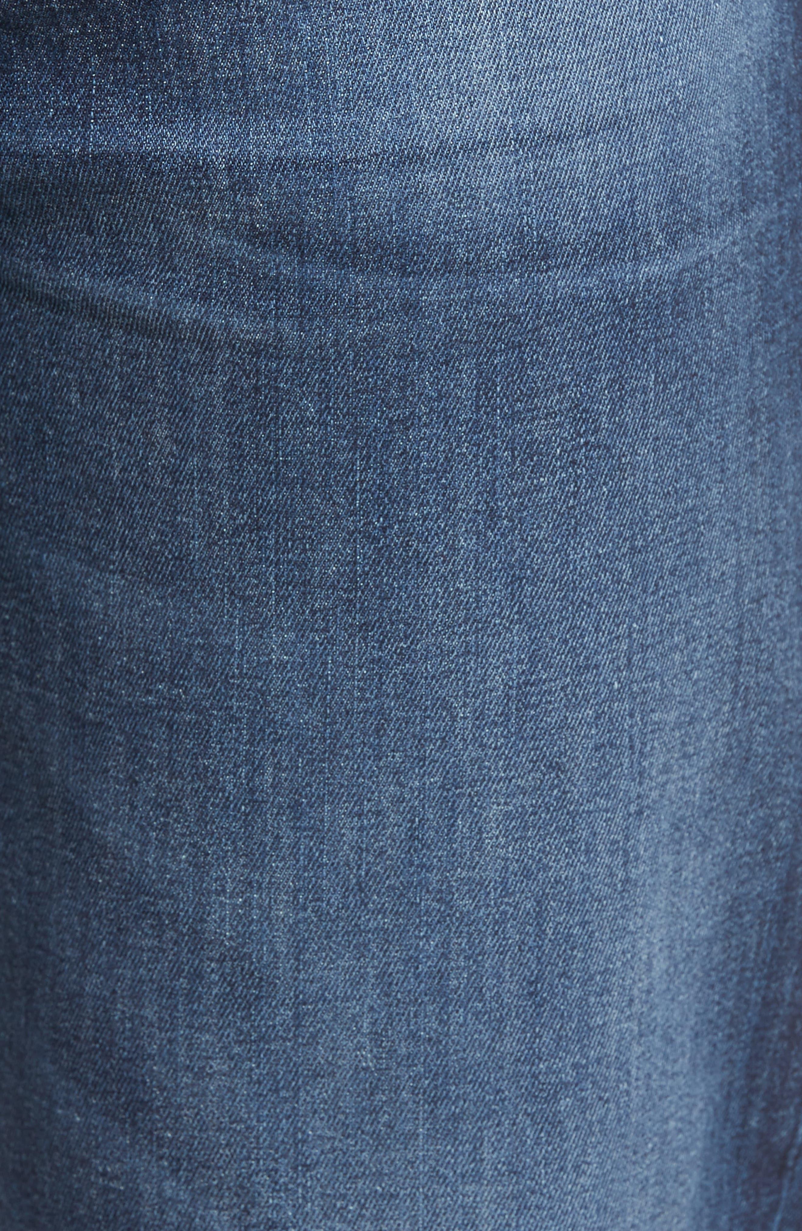 Nick Slim Fit Jeans,                             Alternate thumbnail 5, color,                             406