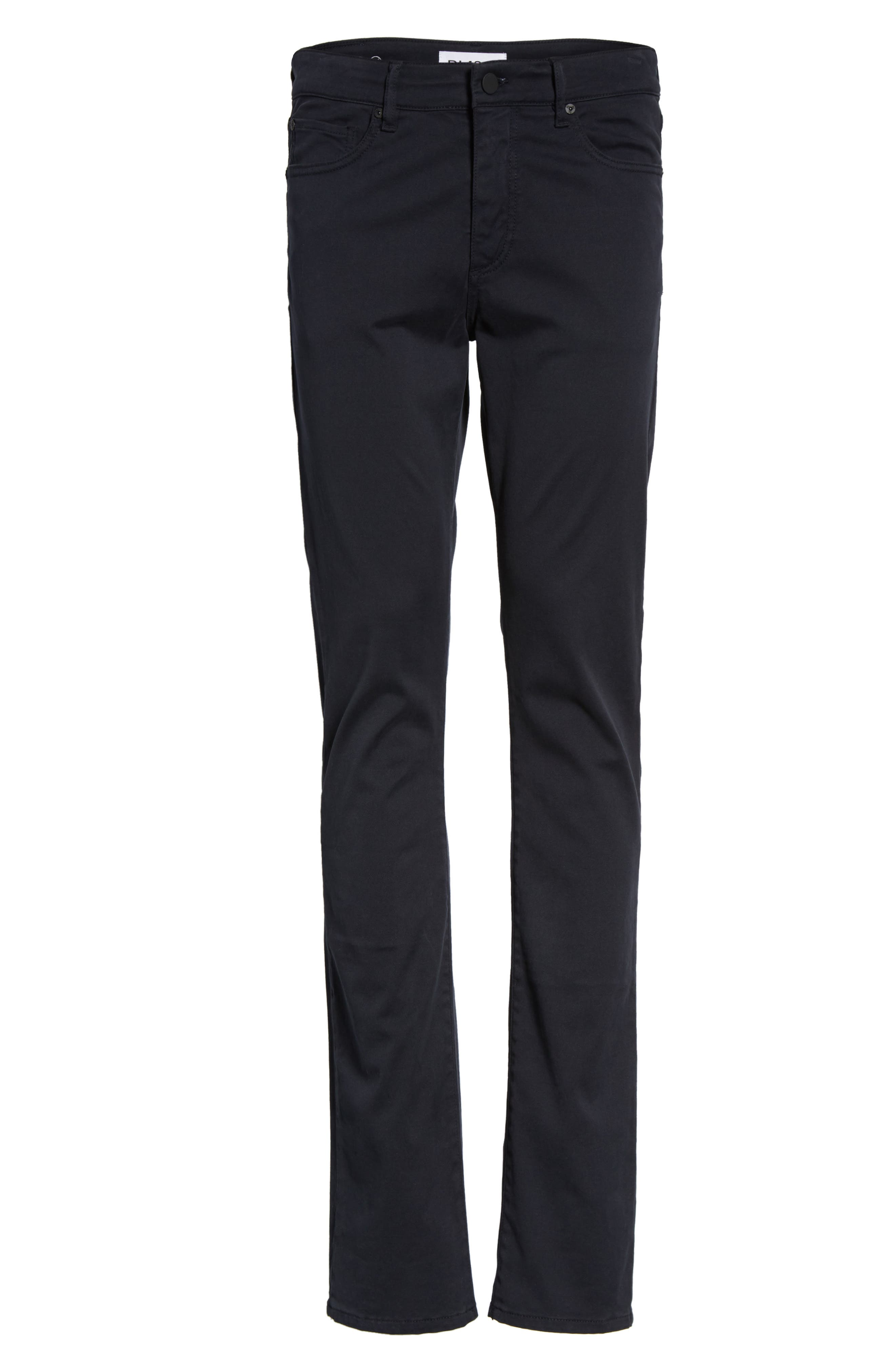 Russell Slim Fit Sateen Twill Pants,                             Alternate thumbnail 60, color,