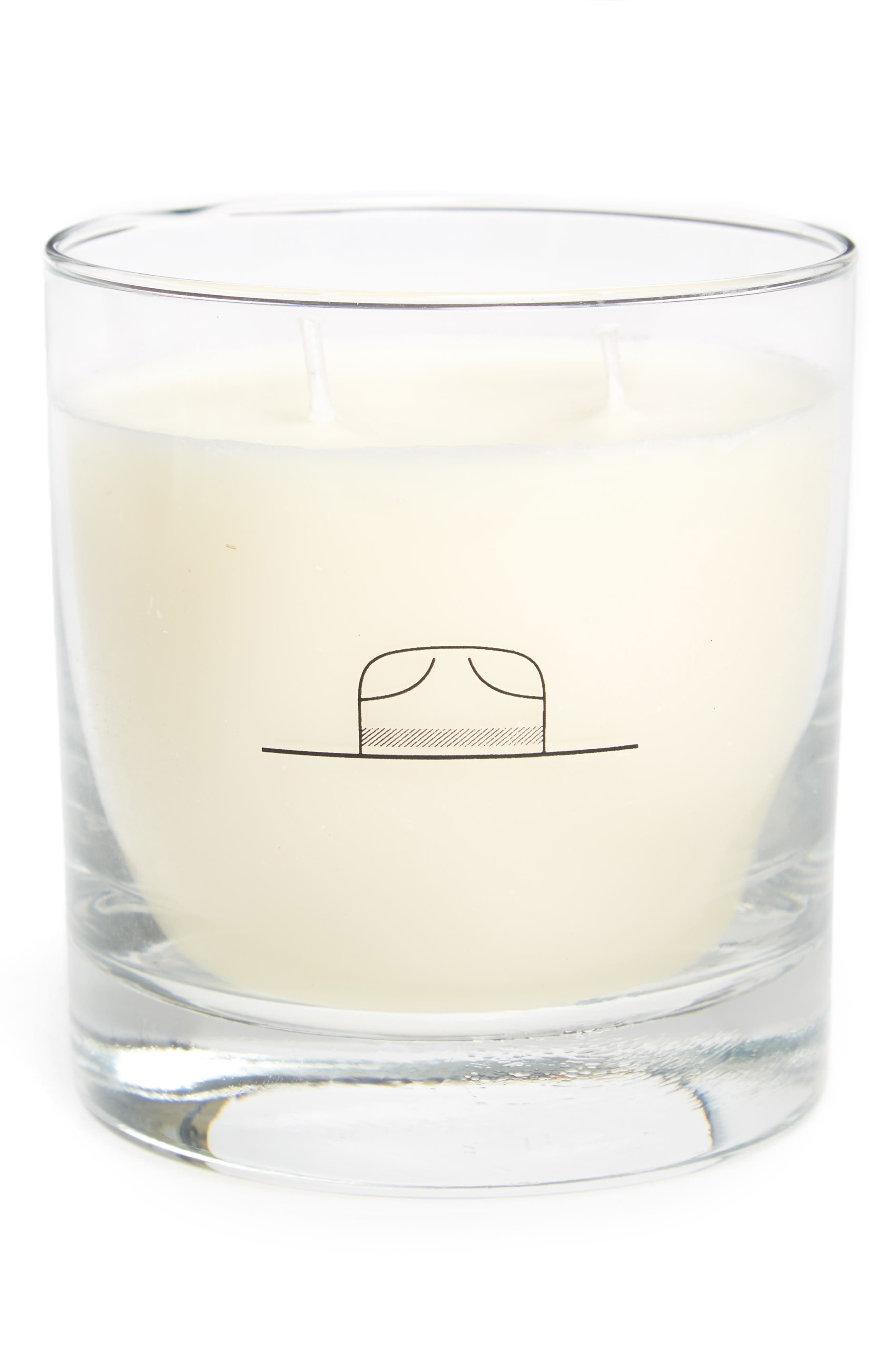 Whiskey Glass Candle,                             Main thumbnail 1, color,                             NO. 004 / BALSAM FIR
