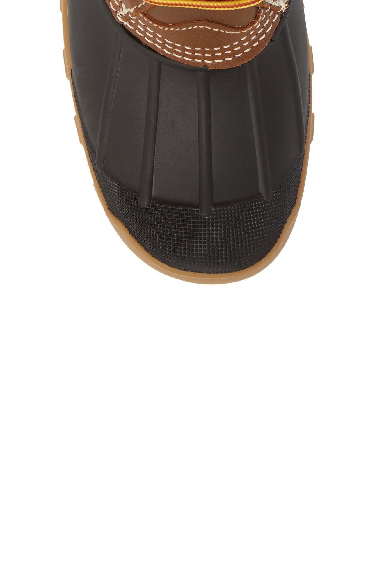 Yukon 5 Waterproof Insulated Three-Season Boot,                             Alternate thumbnail 5, color,                             201