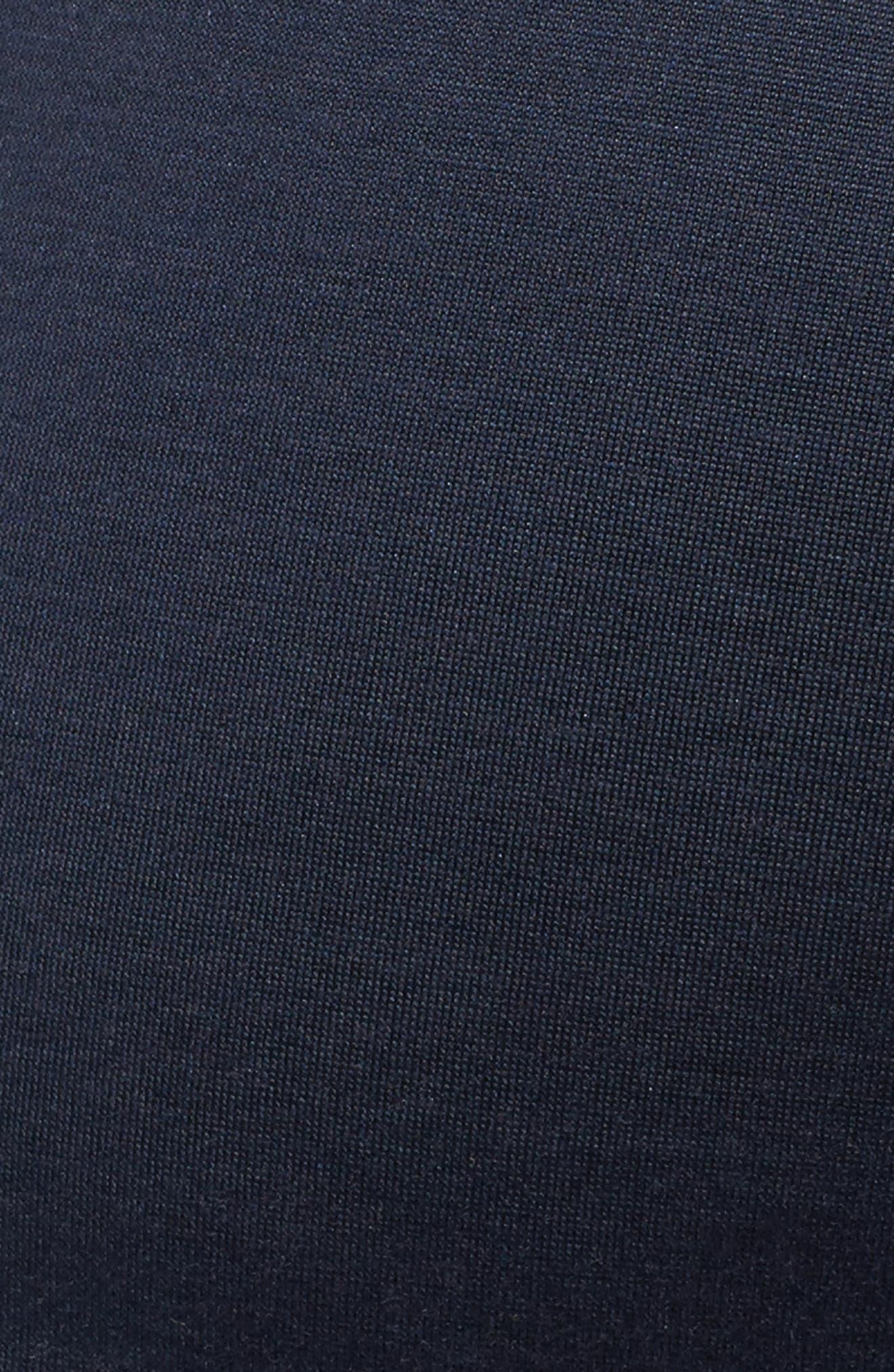 Silk & Cotton Lounge Pants,                             Alternate thumbnail 5, color,