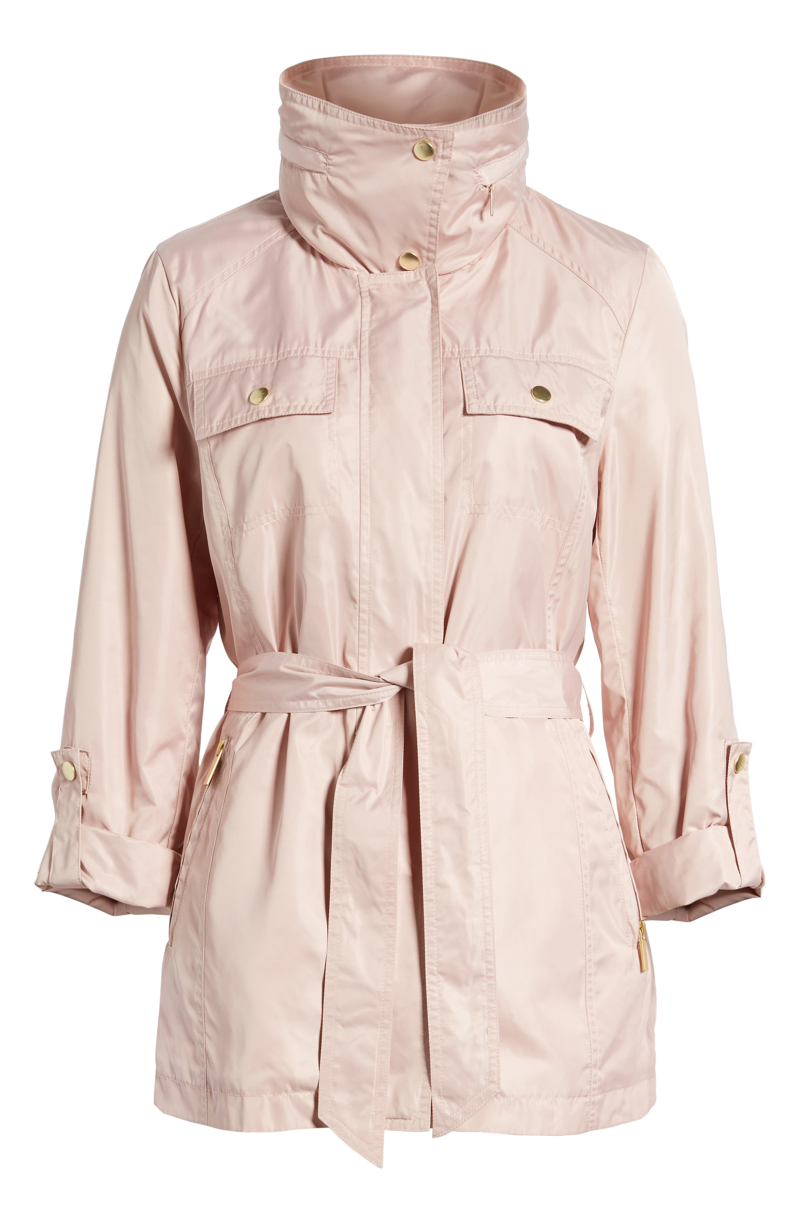 Belted Lightweight Jacket,                             Alternate thumbnail 20, color,