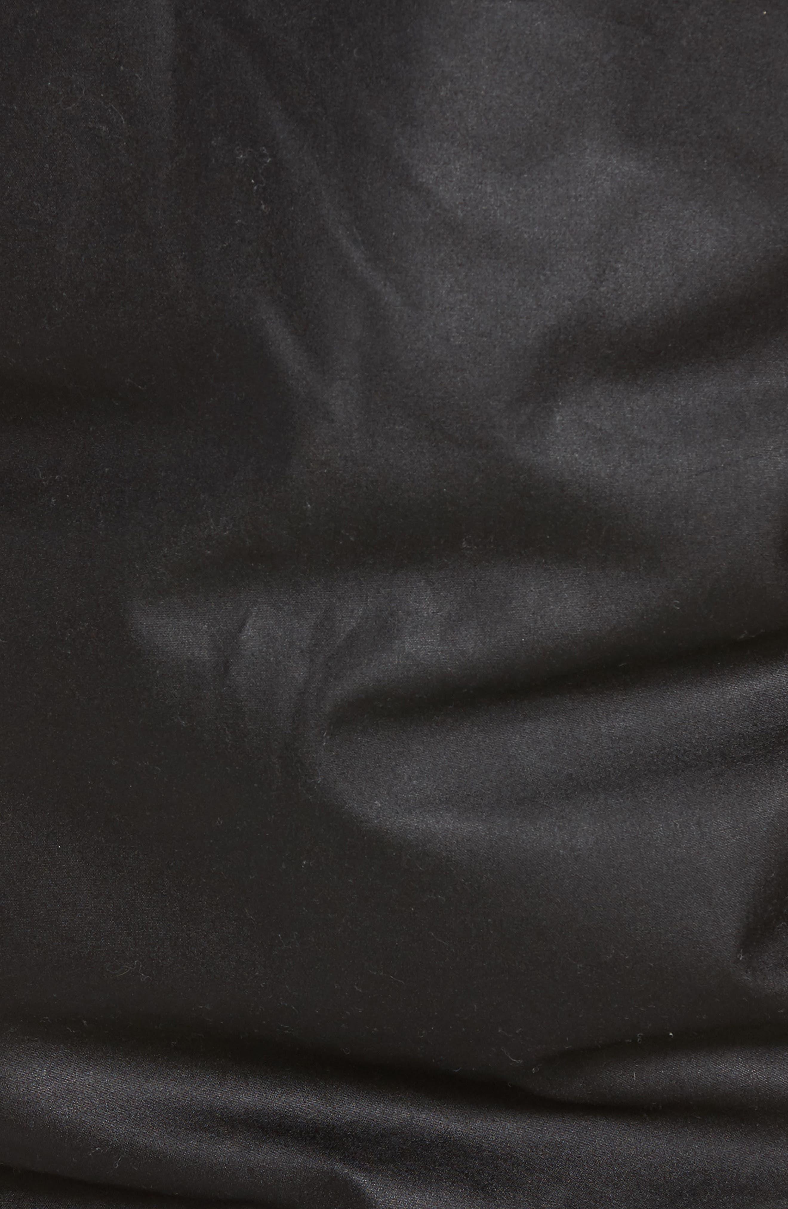 Tain Waxed Bomber Jacket,                             Alternate thumbnail 6, color,