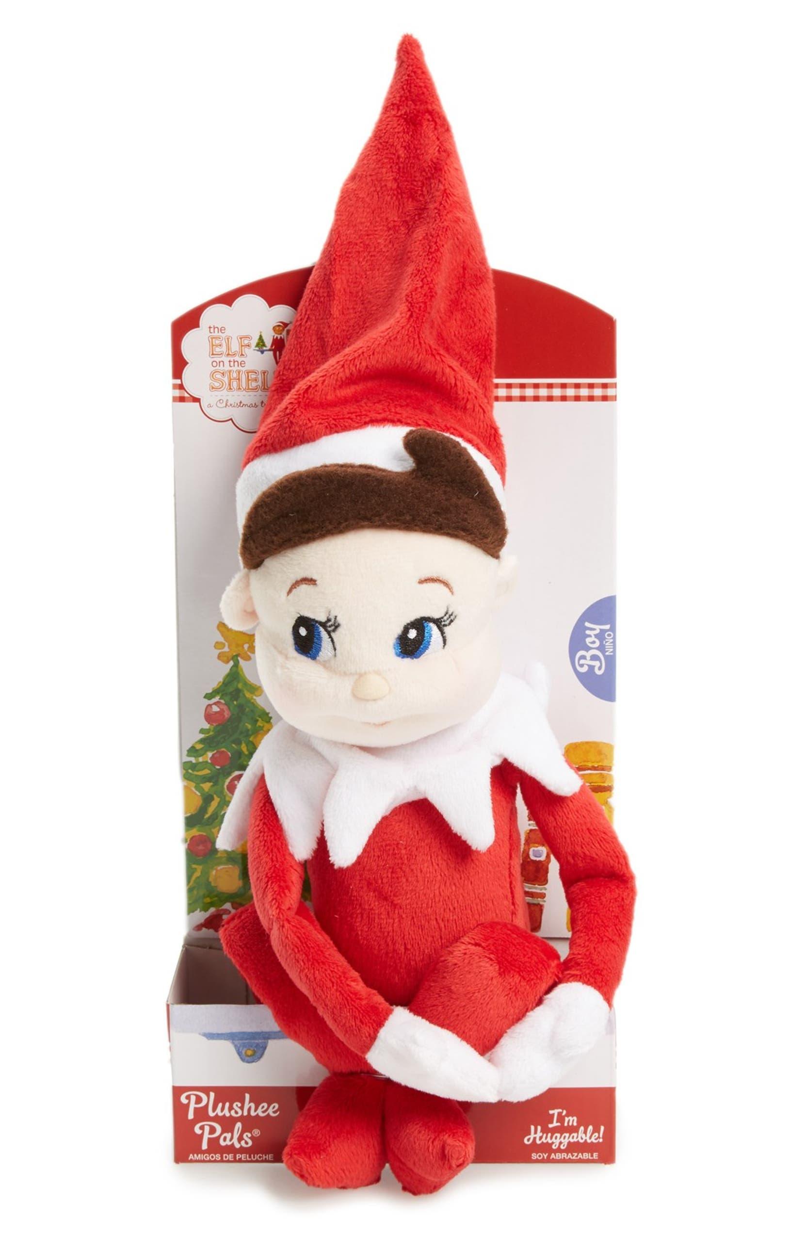 f83faded06 Elf on the Shelf Plushee Pals® Boy Scout Elf