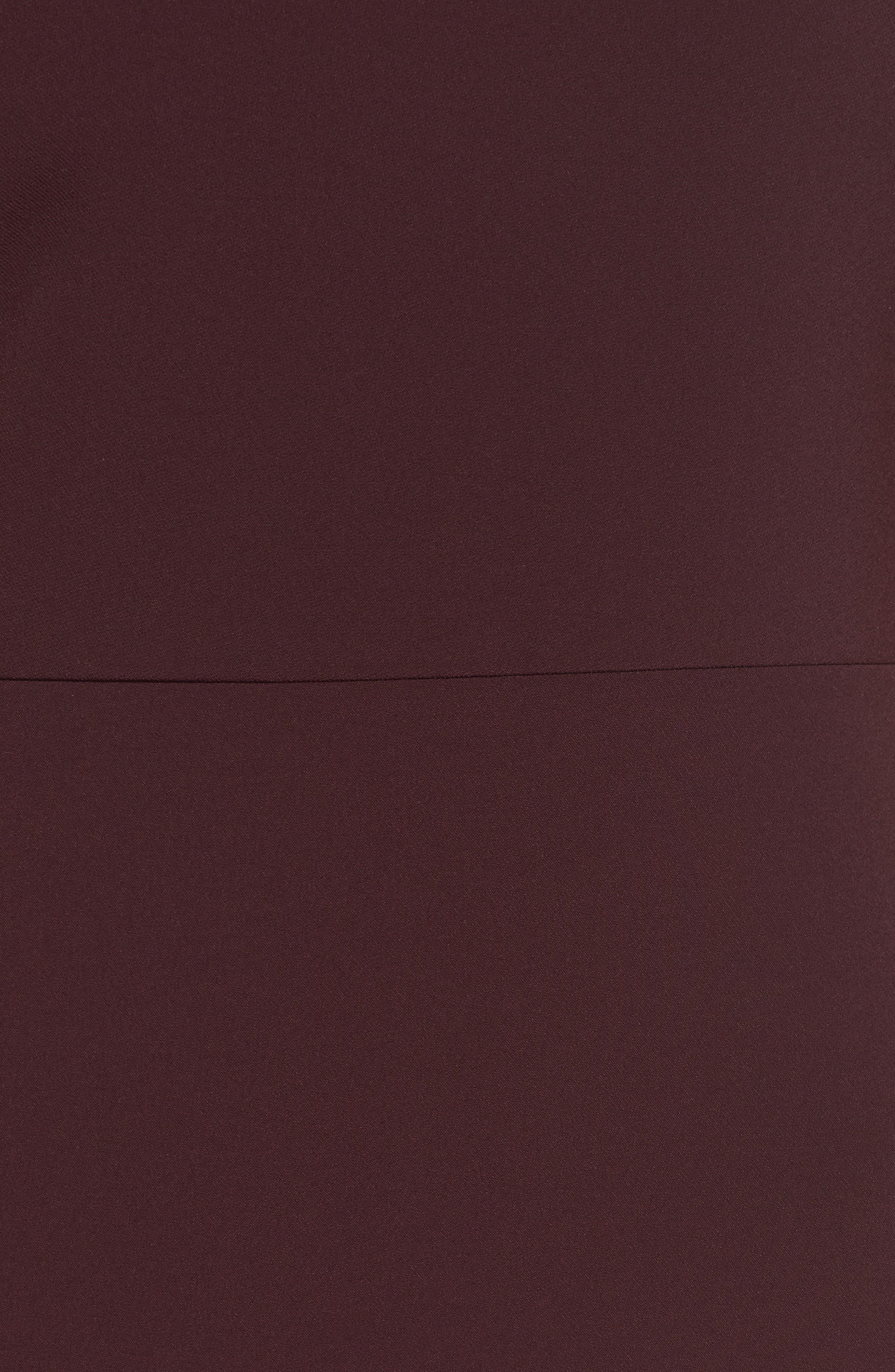 Luana Tiered Halter Dress,                             Alternate thumbnail 5, color,                             931