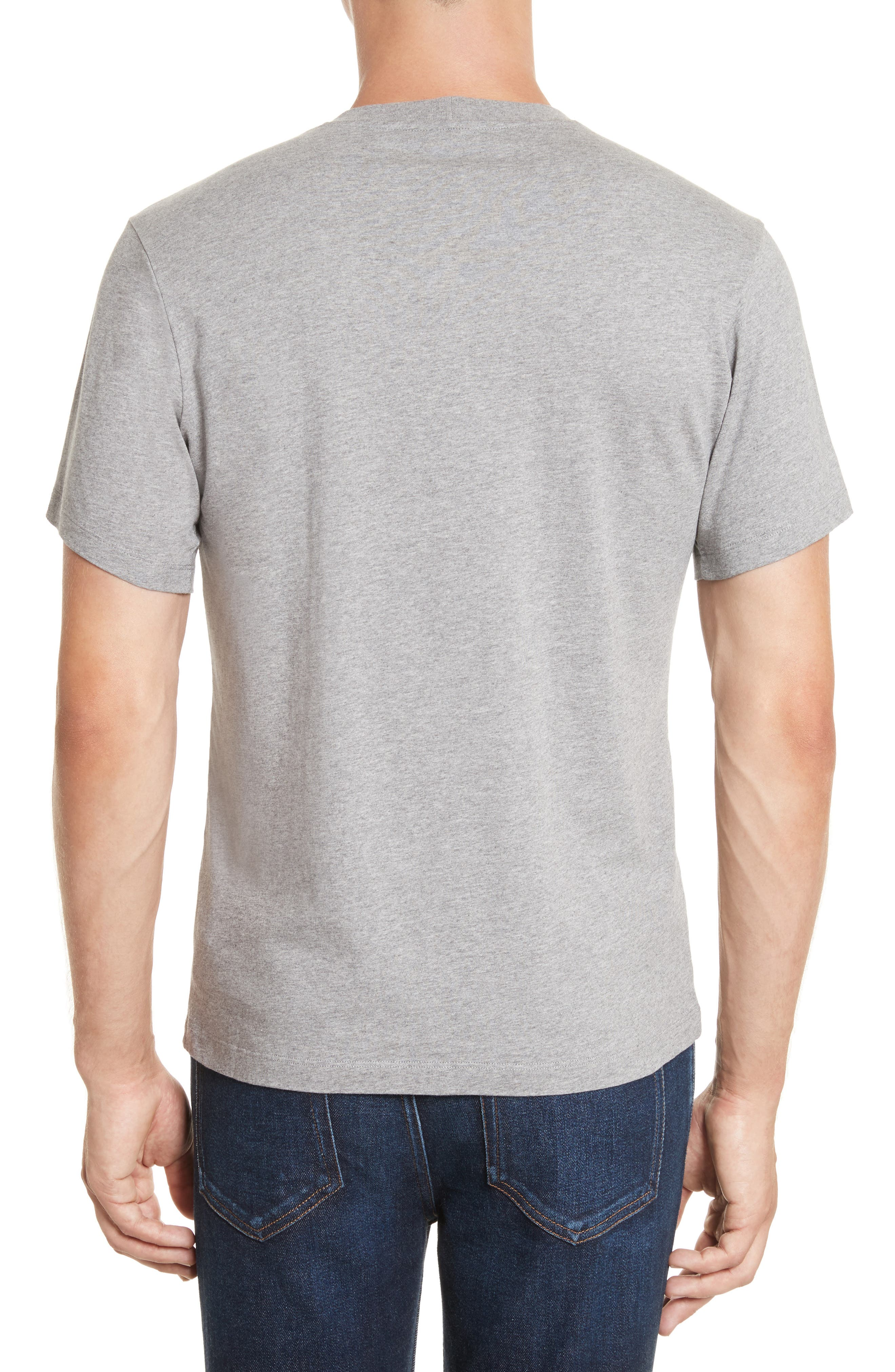 Rainbow Tiger Graphic T-Shirt,                             Alternate thumbnail 2, color,                             051